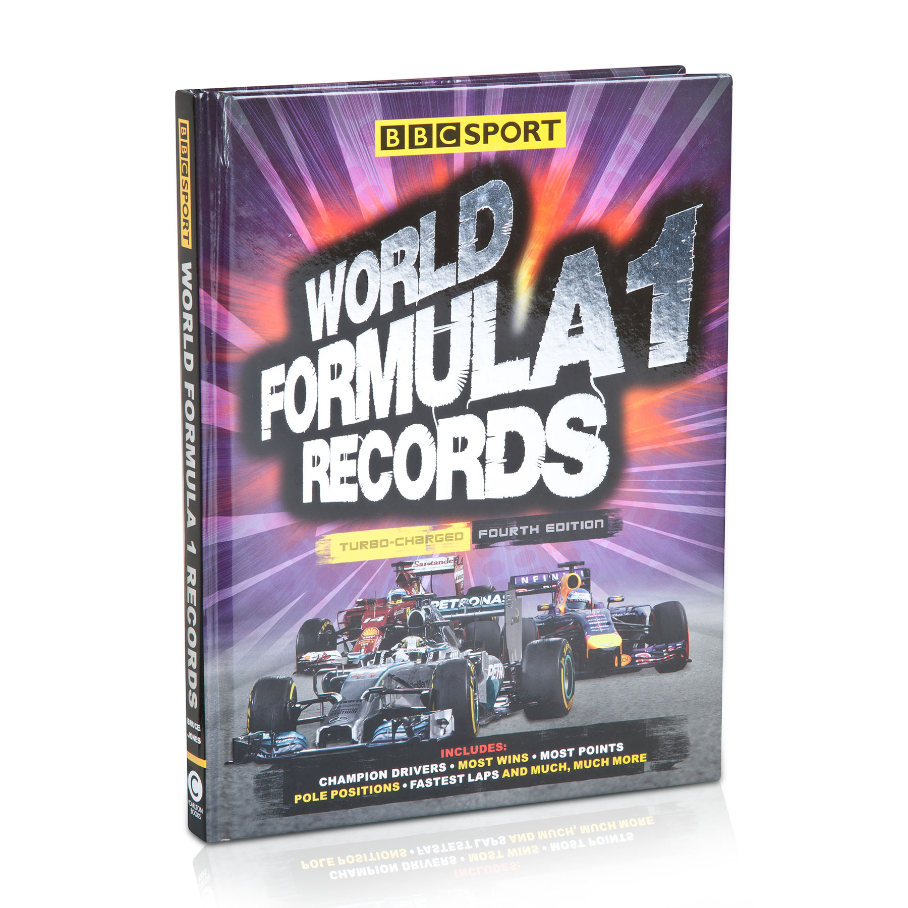 Formula One BBC Sport World Formula 1 Records - Fourth Edition