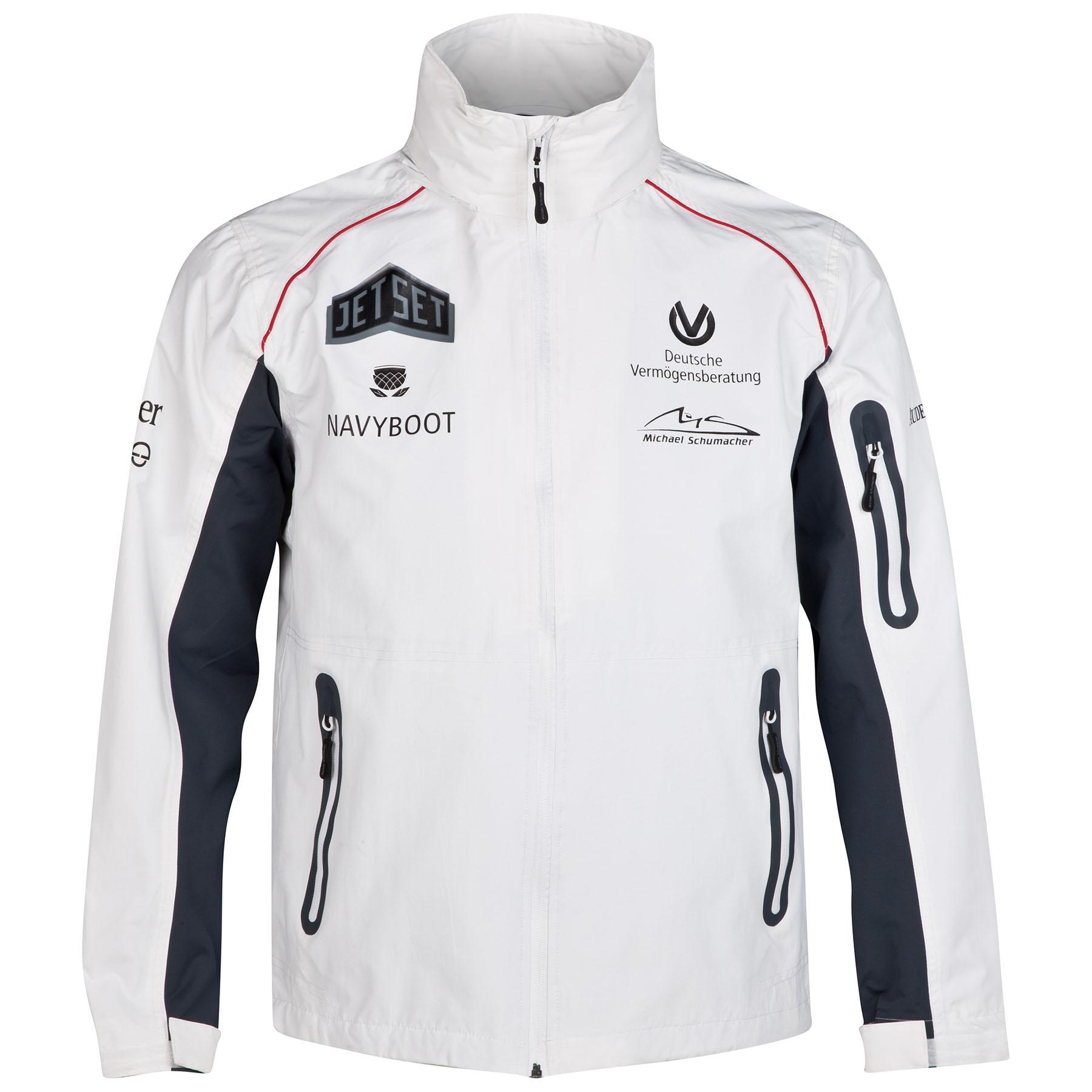 Michael Schumacher Sponsor Windbreaker