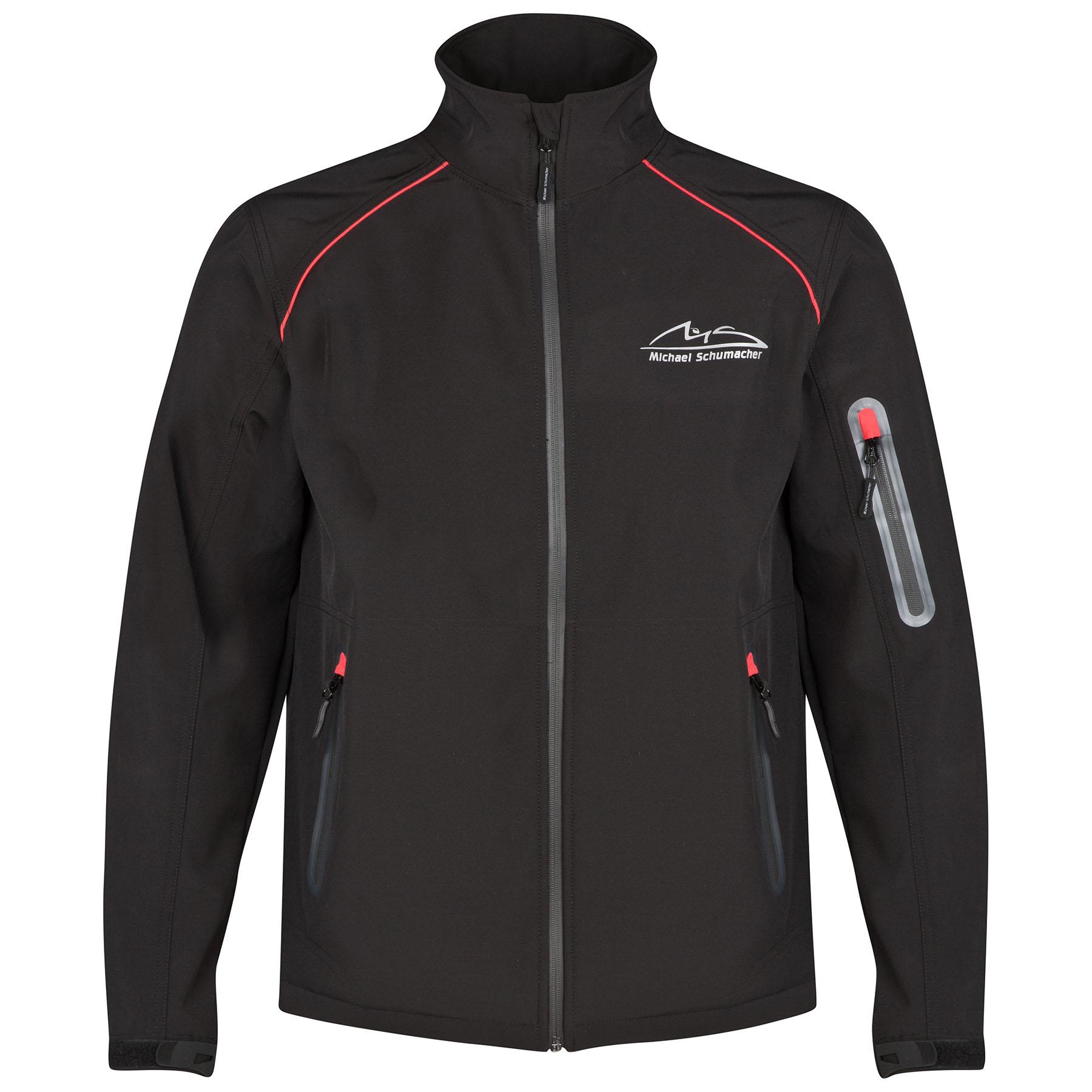 Michael Schumacher Logo Tech Softshell Jacket