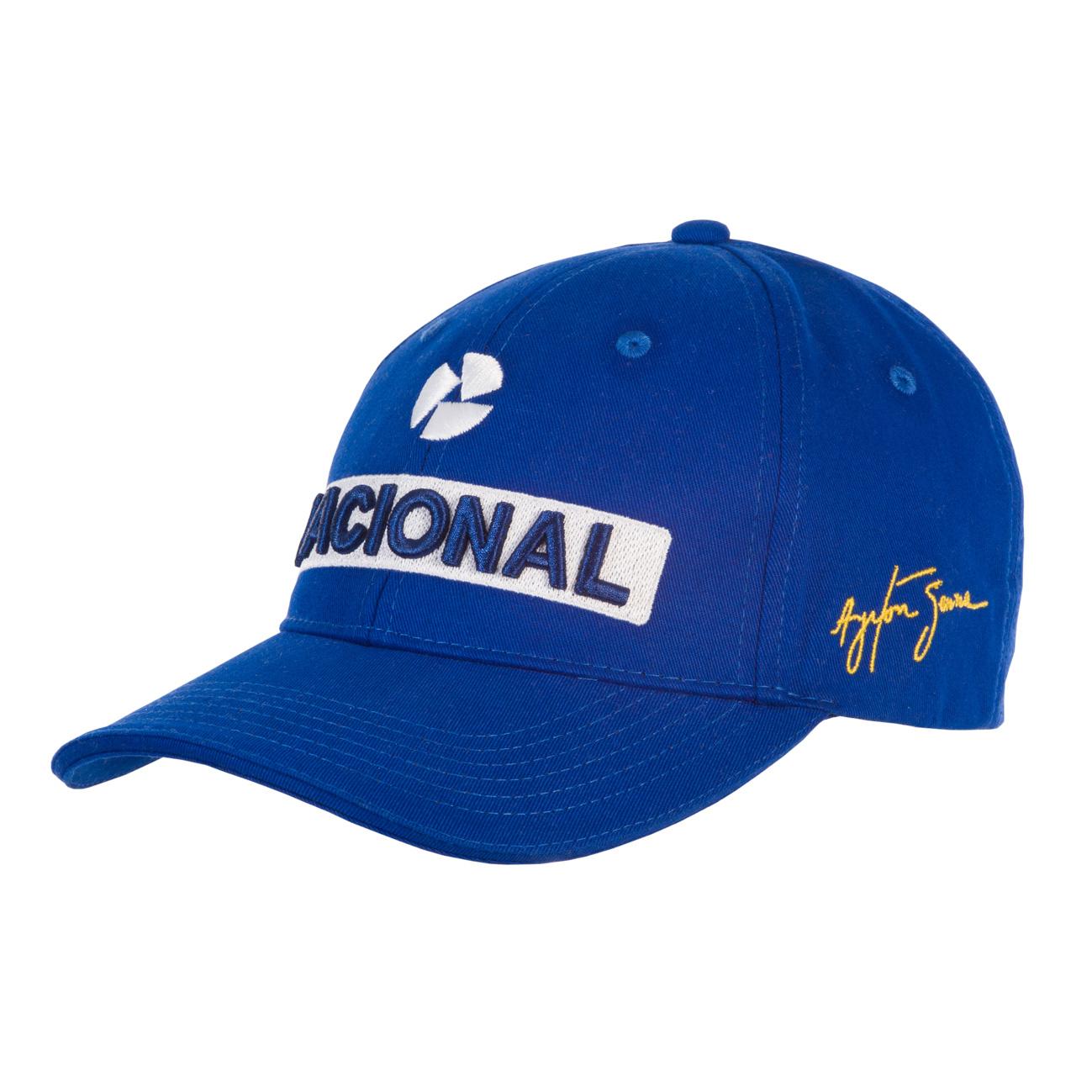 Ayrton Senna Nacional Cap