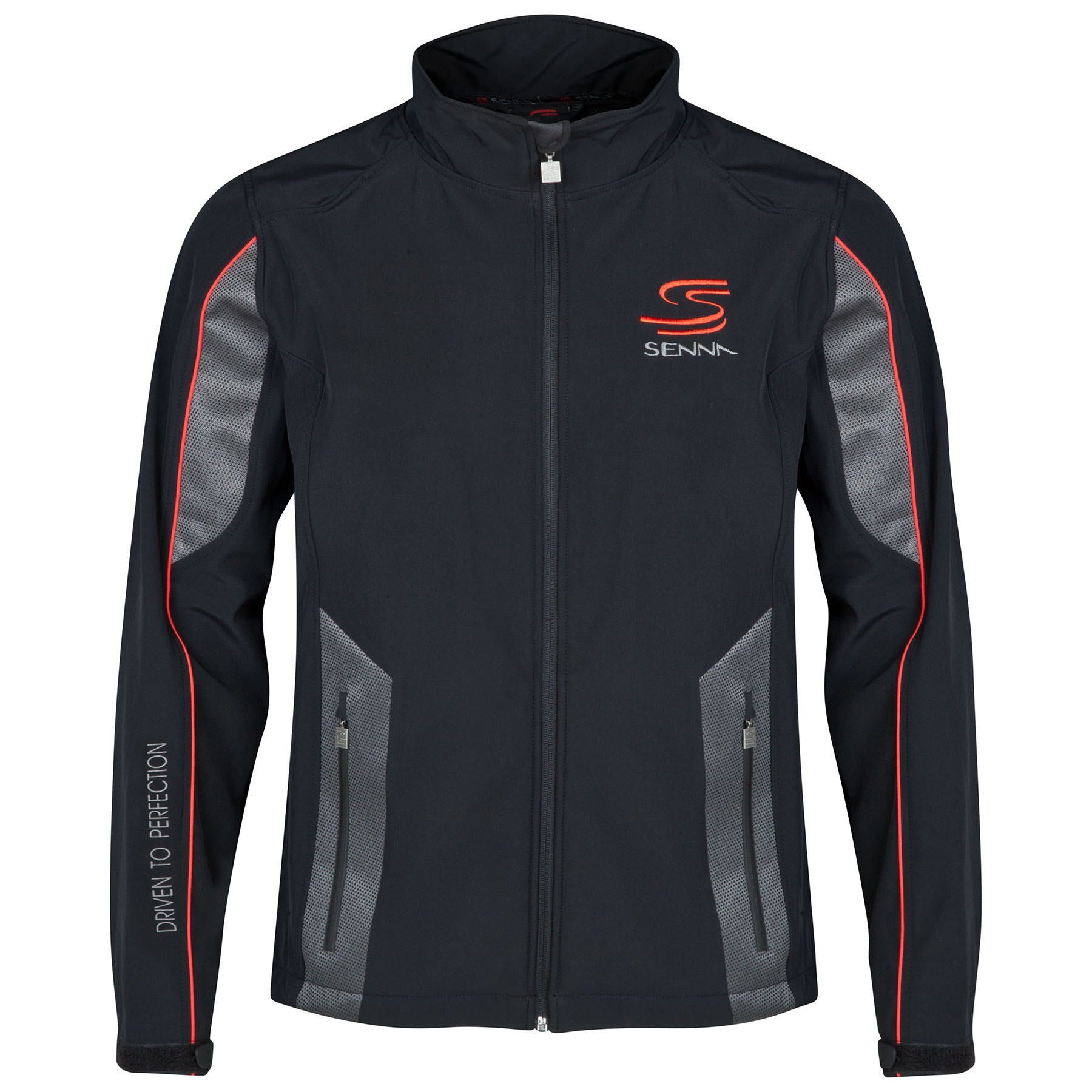 Ayrton Senna Double S Softshell Jacket