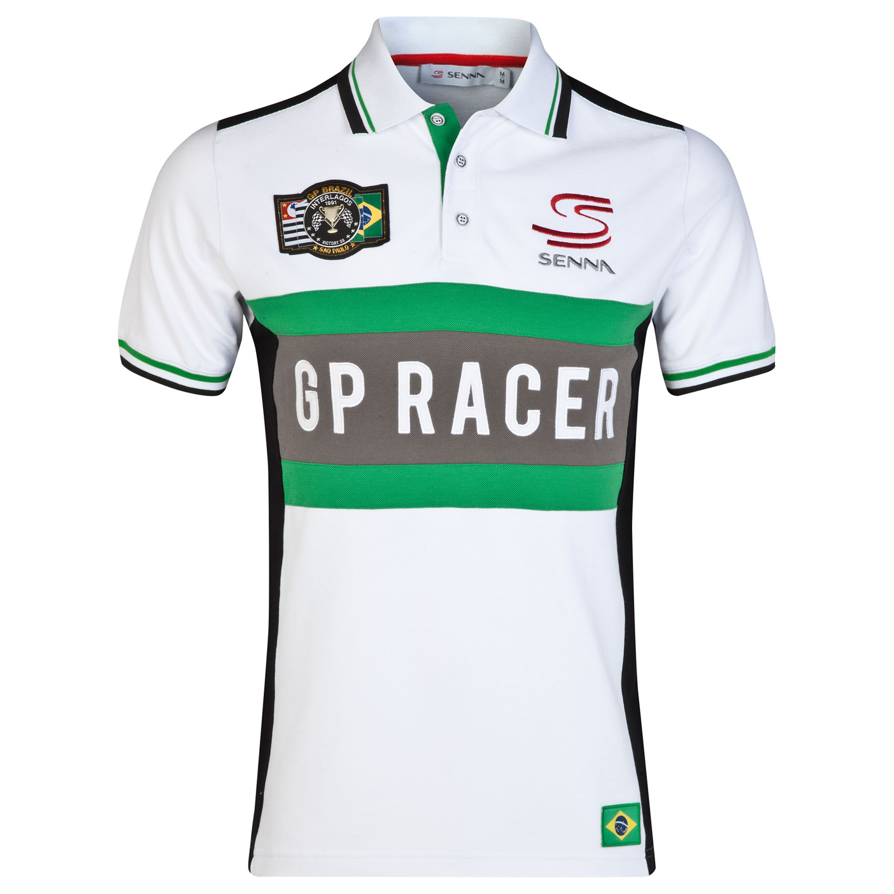 Ayrton Senna Interlagos Polo