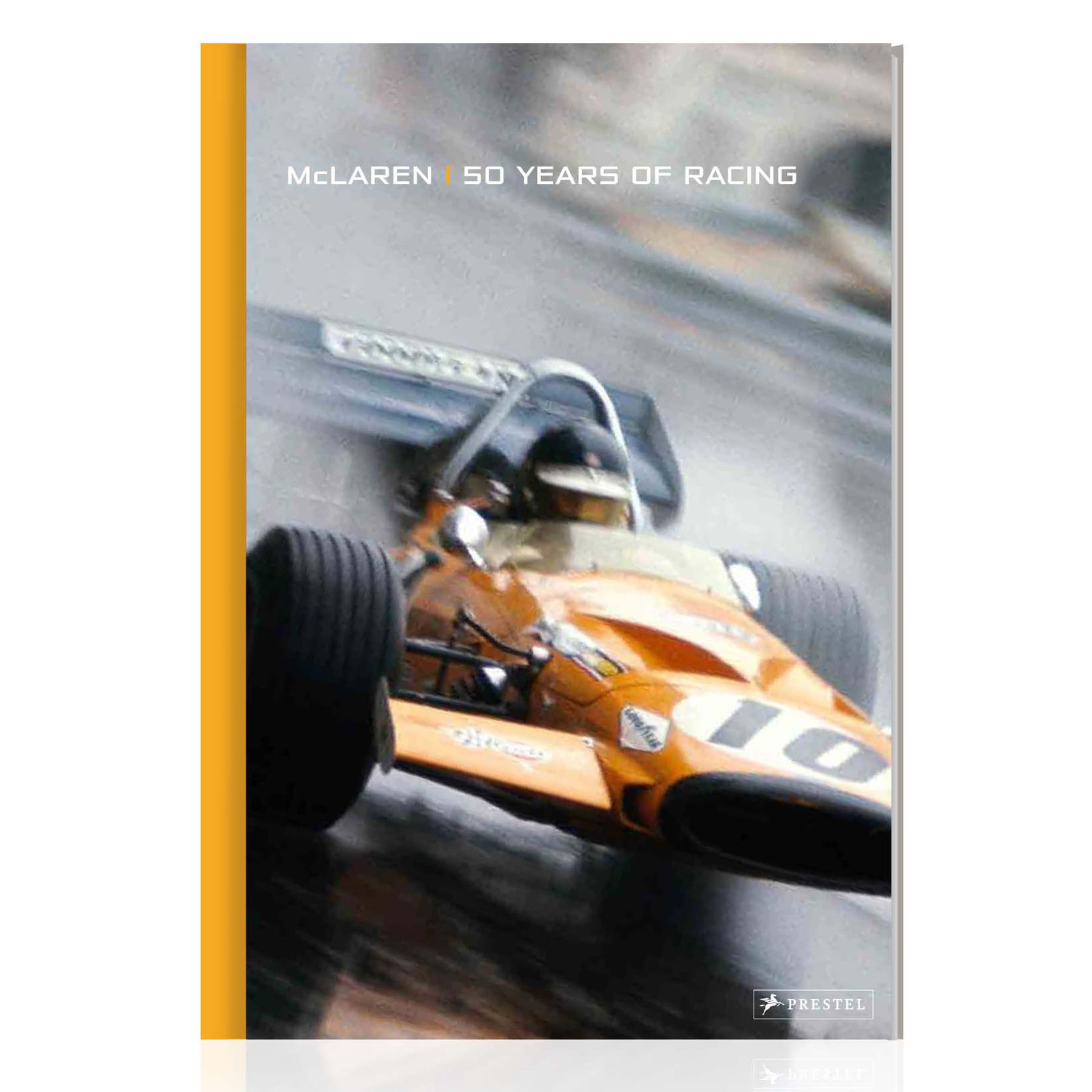McLaren 50 Years of Racing