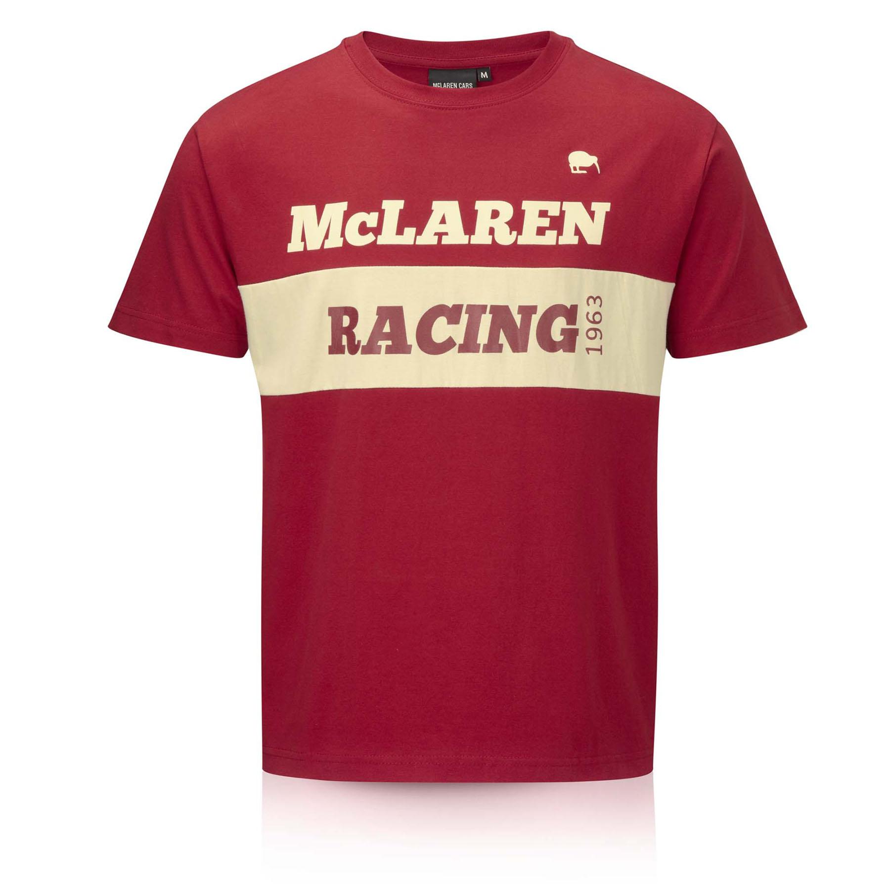 McLaren Beginnings Factory T-Shirt