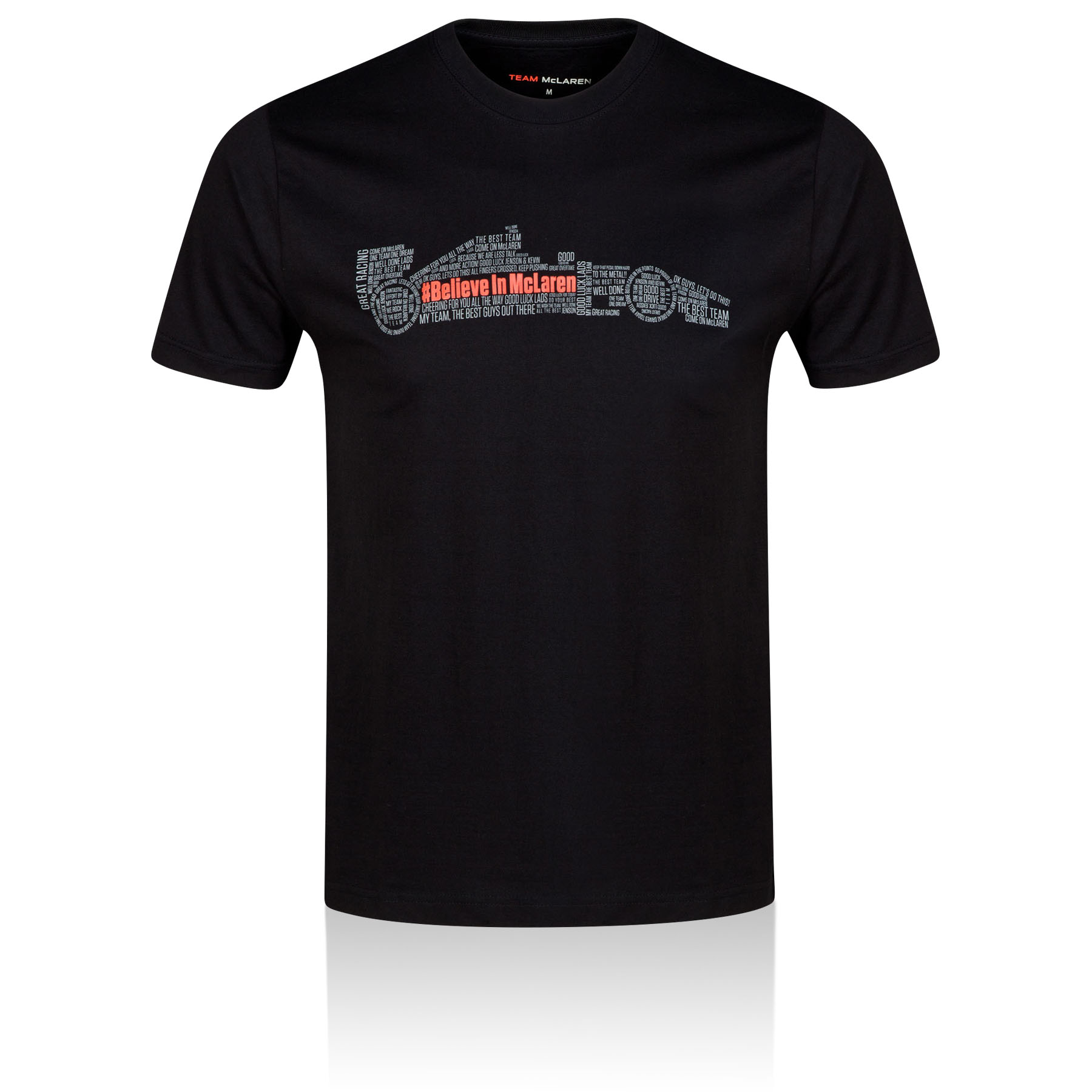 McLaren Mercedes Tweet T-Shirt