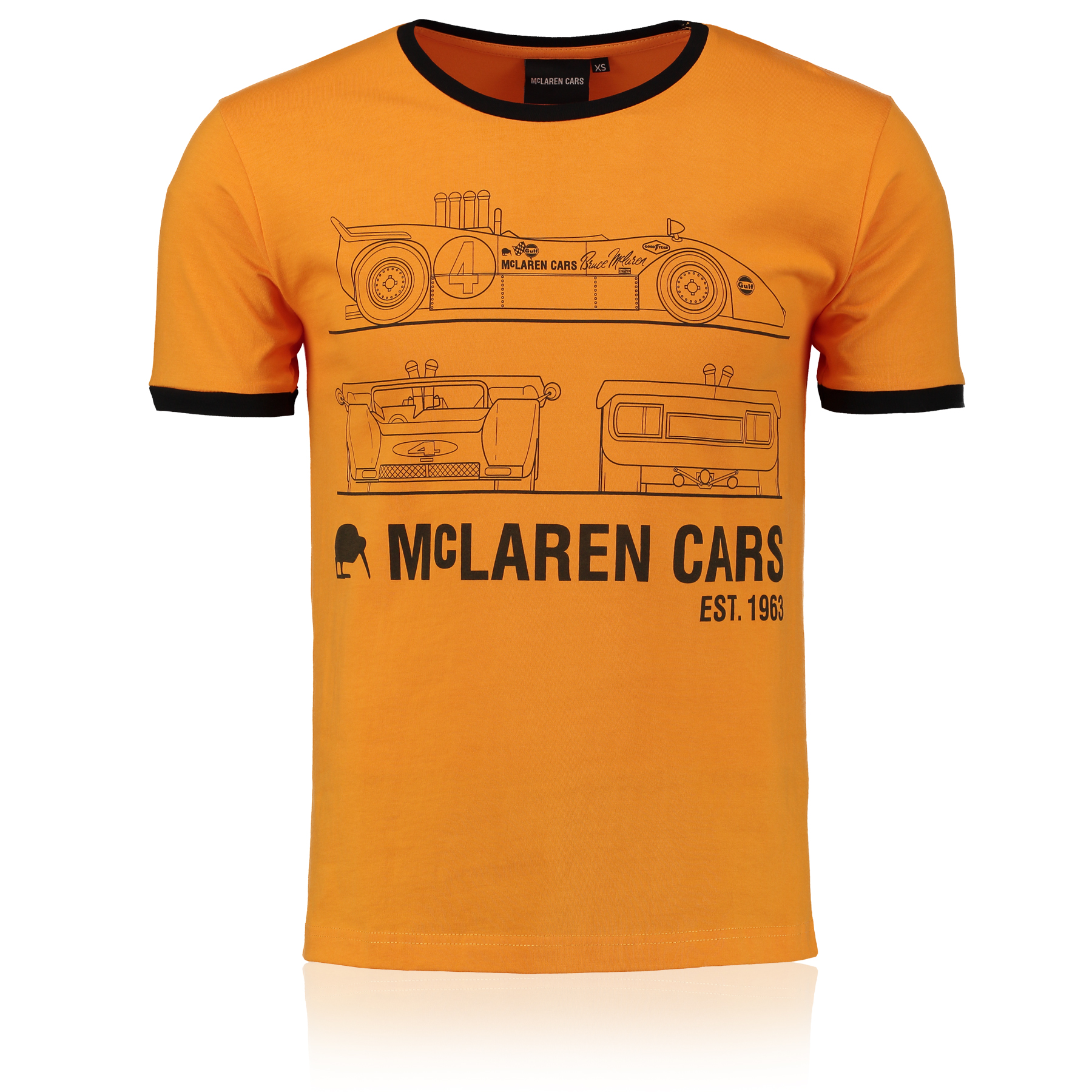McLaren Can-Am Blueprint T-Shirt