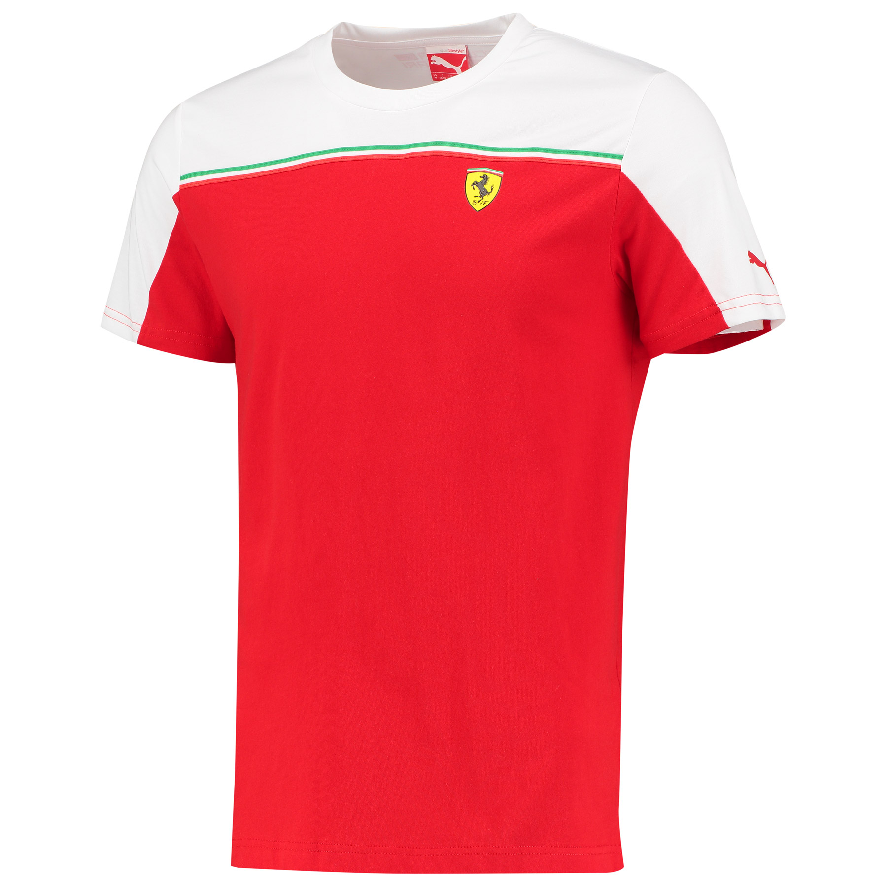 Scuderia Ferrari 2015 T-Shirt Red