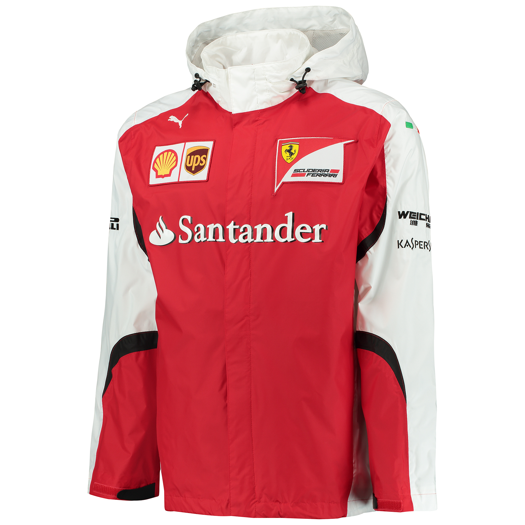 Scuderia Ferrari 2015 Team Jacket Red