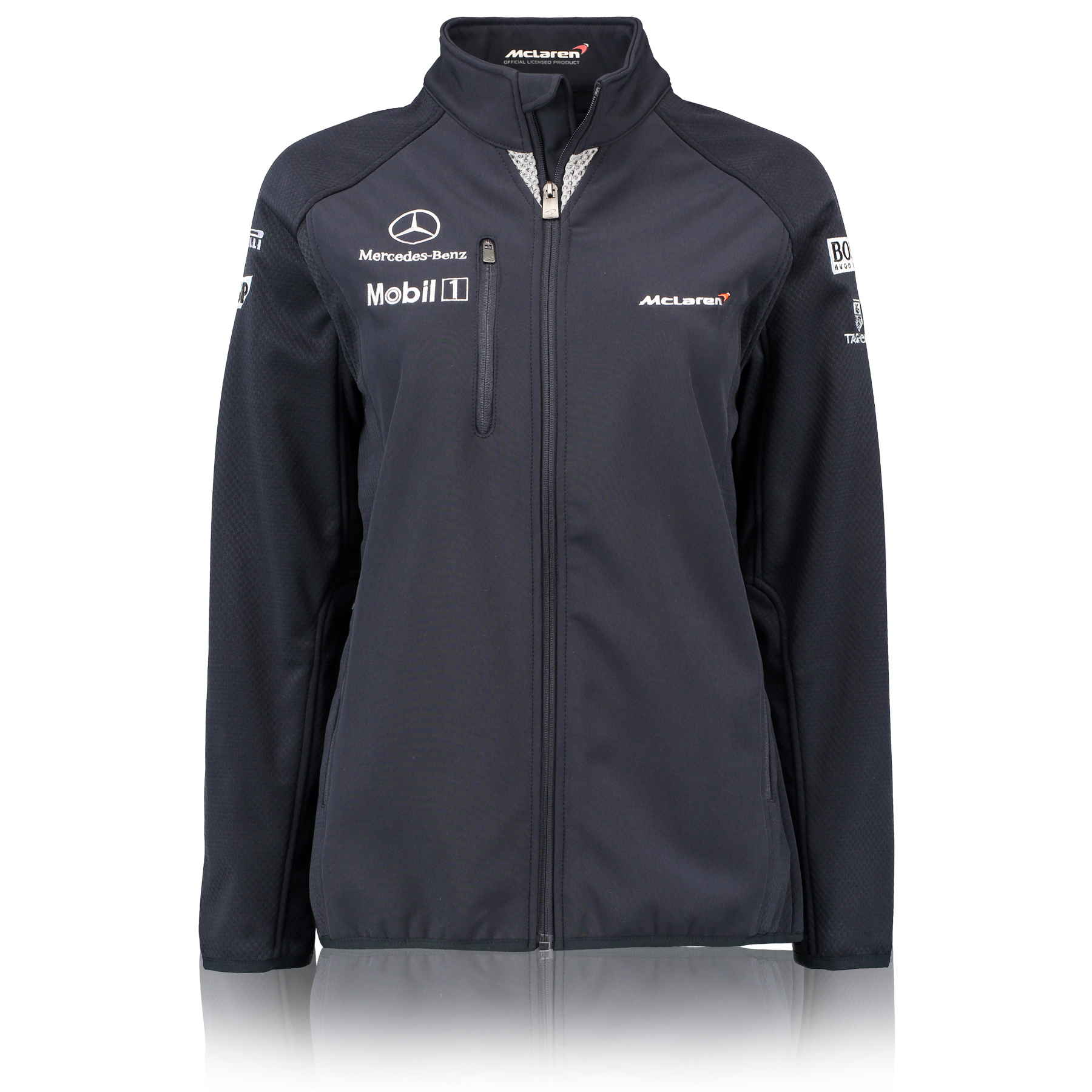 McLaren Mercedes 2014 Team Softshell - Womens