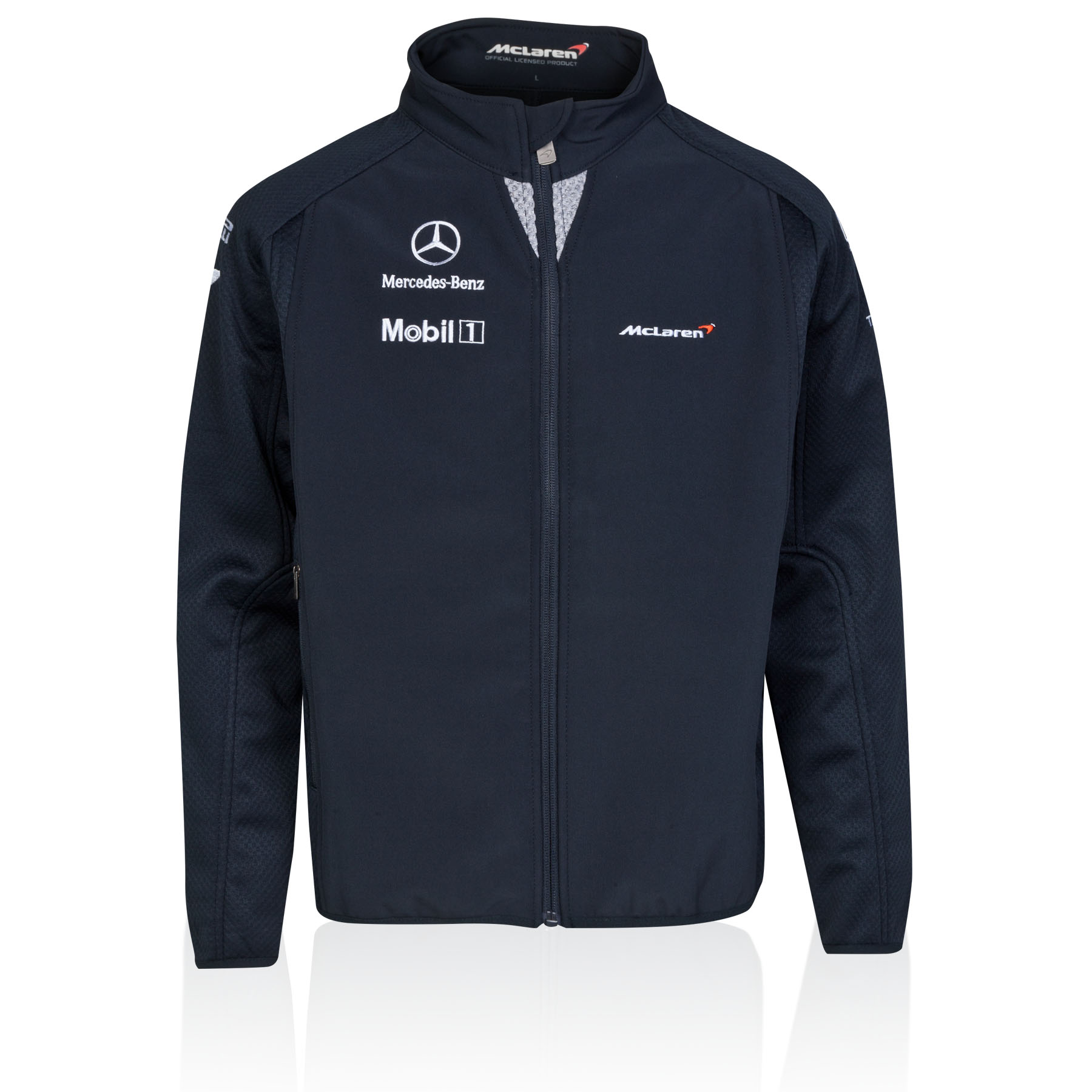 McLaren Mercedes 2014 Team Softshell - Kids
