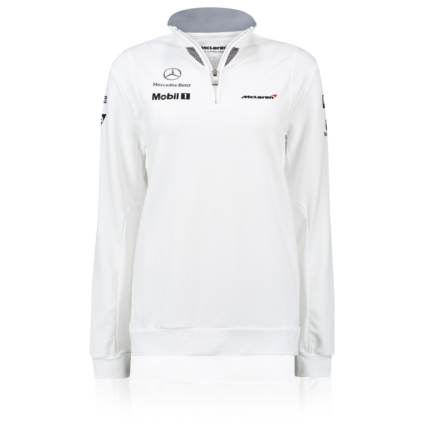 McLaren Mercedes 2014 Long Sleeve Top - Womens
