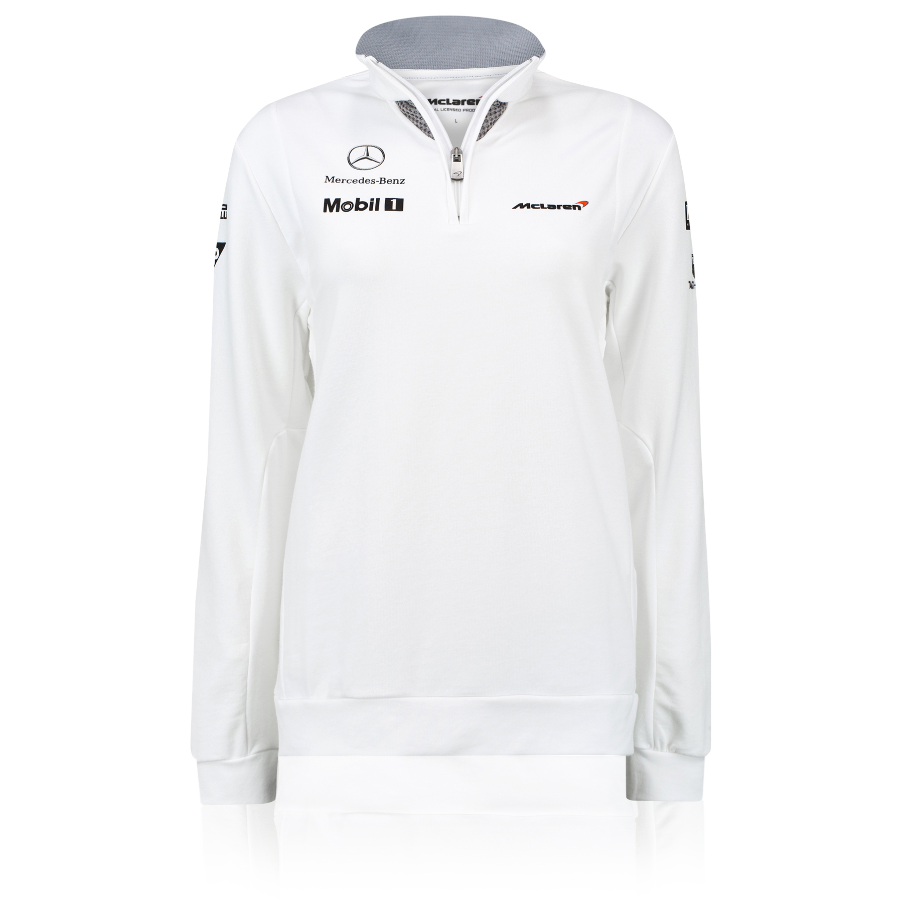 McLaren Mercedes 2014 Long Sleeve Top - Womens