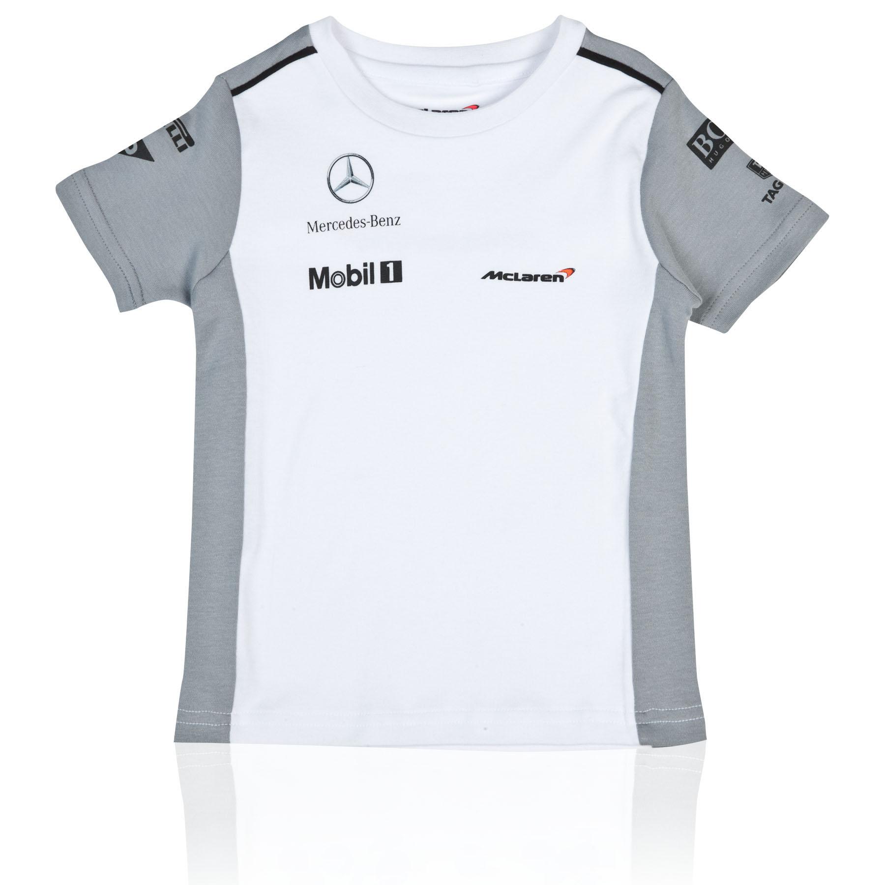 McLaren Mercedes 2014 Team T-Shirt - Baby