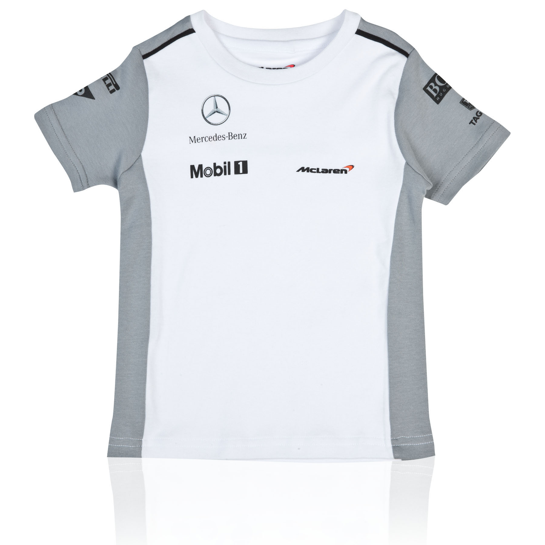 Formula 1|Gifts for Children McLaren Mercedes 2014 Team T-Shirt - Baby
