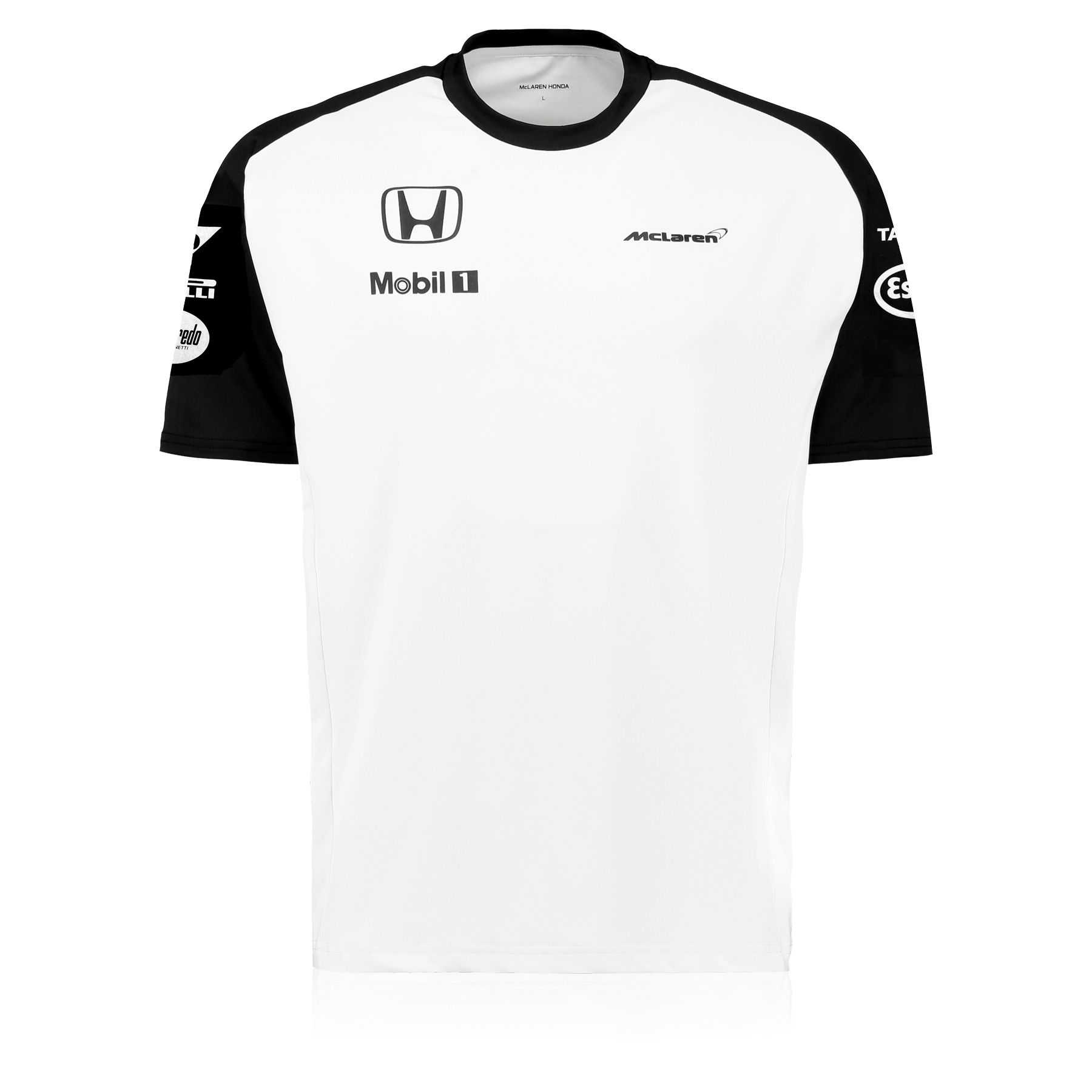 McLaren Honda Official Team T-shirt Male White