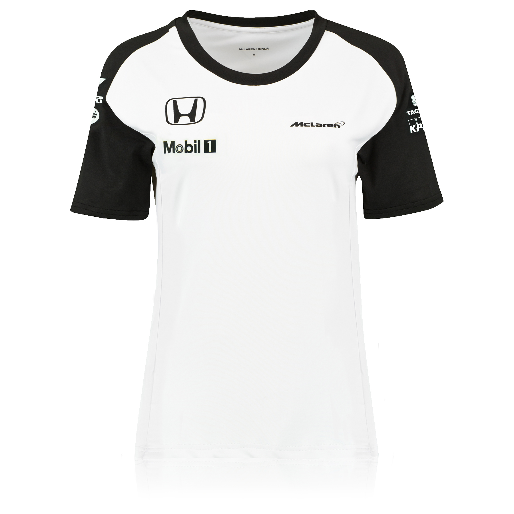 McLaren Honda Official Team T-shirt Female White