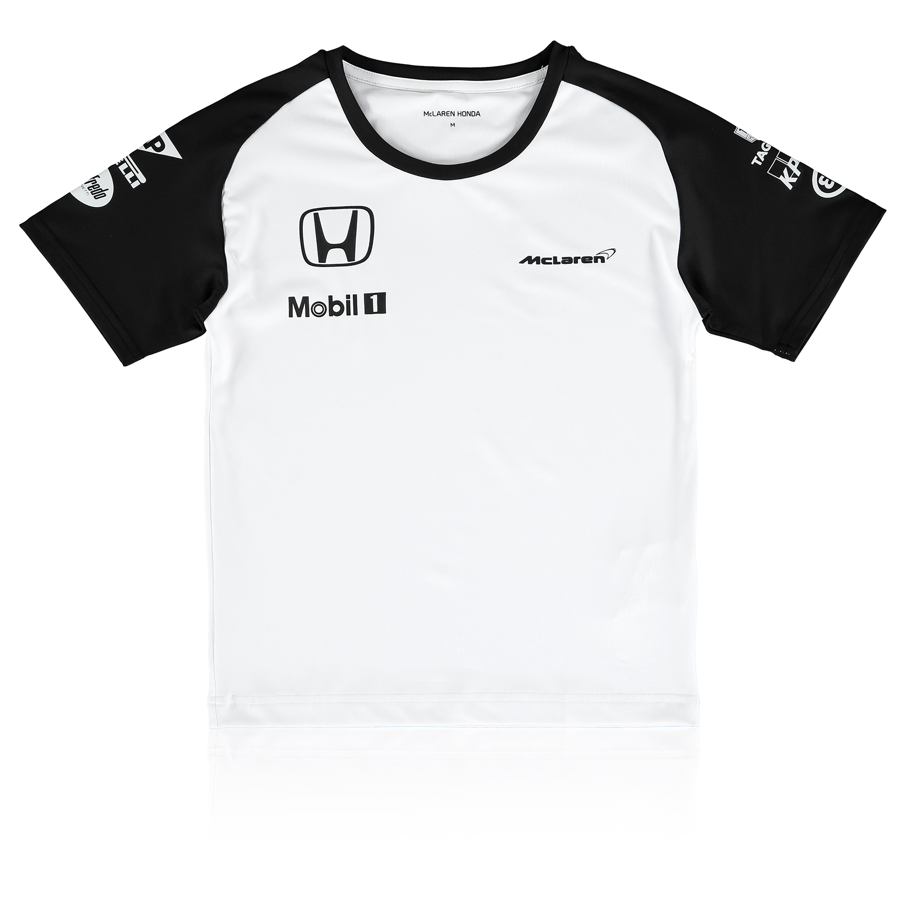 McLaren Honda Team T-Shirt Kids White