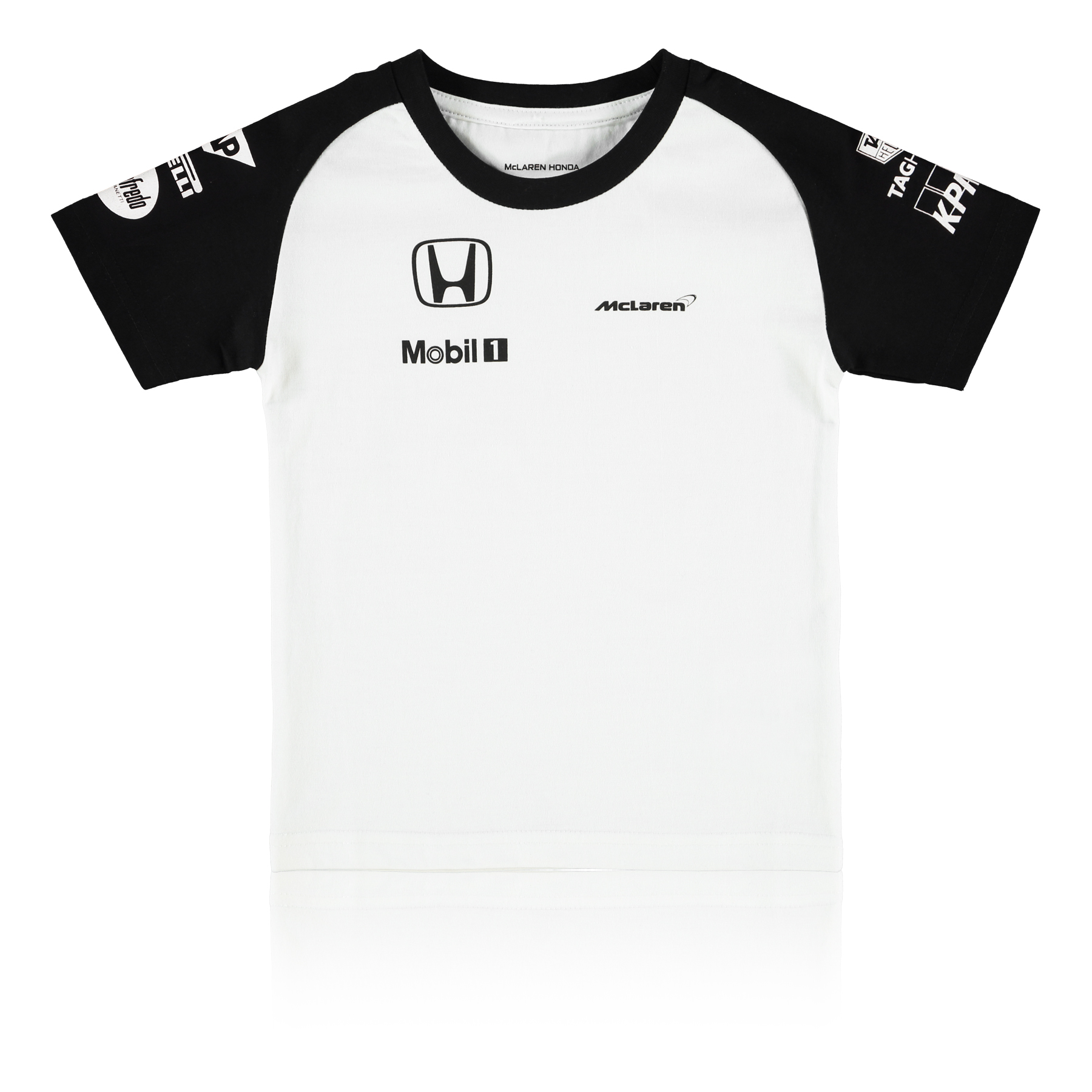 McLaren Honda Team T-shirt Baby White