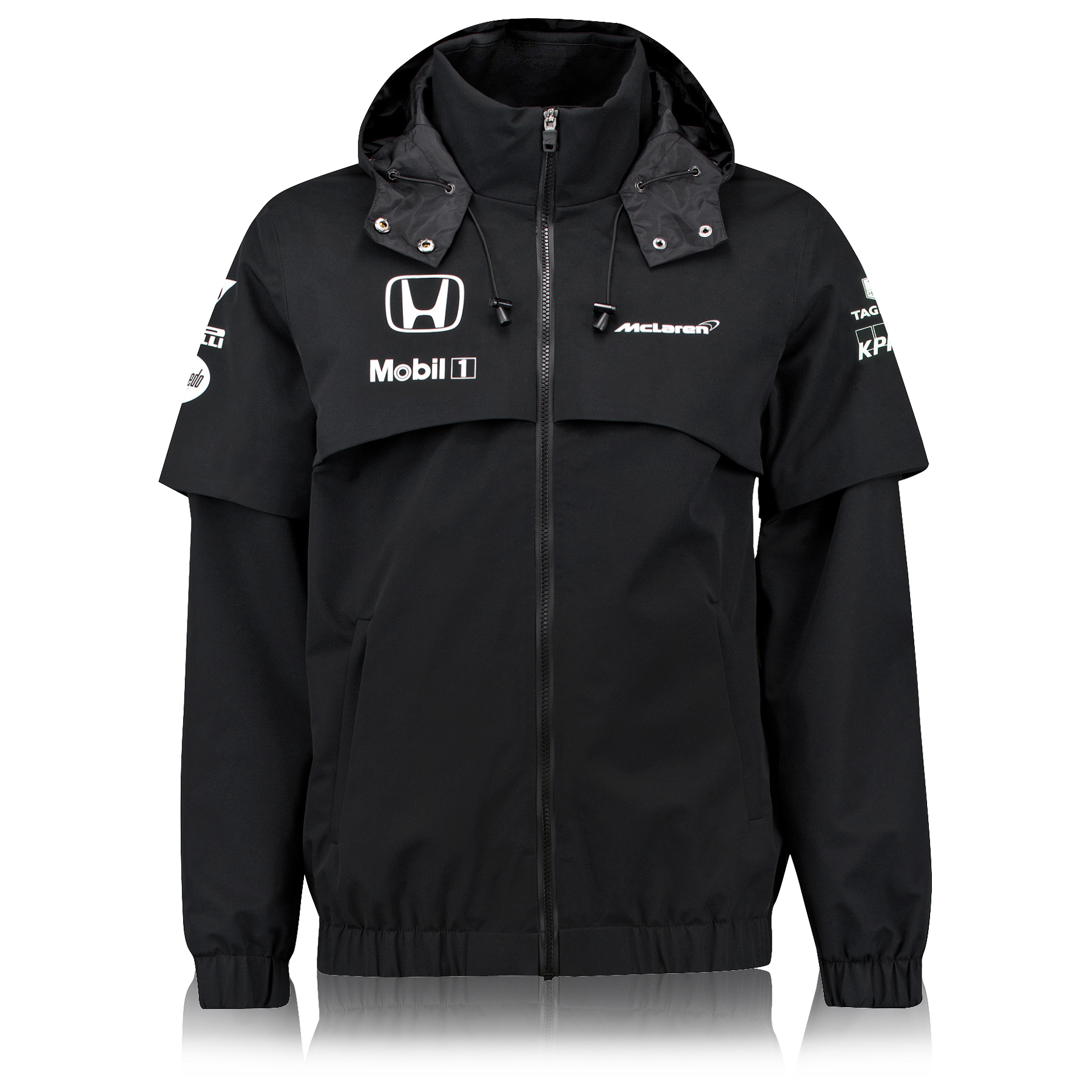 McLaren Honda Official Team Limited Edition Performance Jacket Male Black