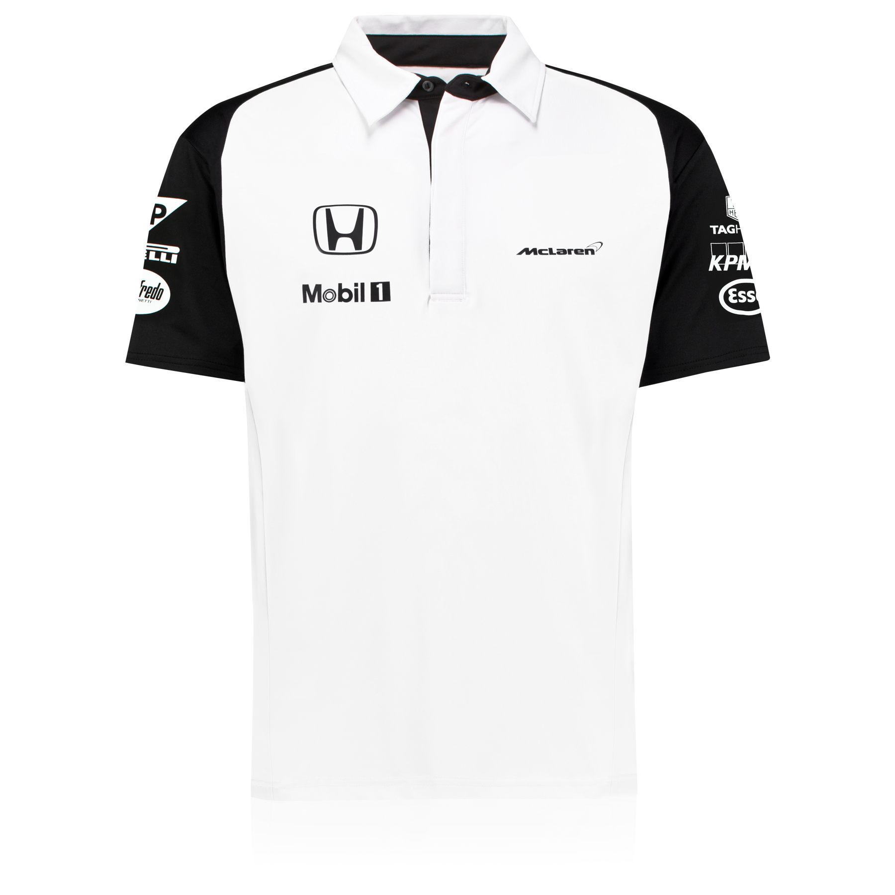 McLaren Honda Team Polo Male White