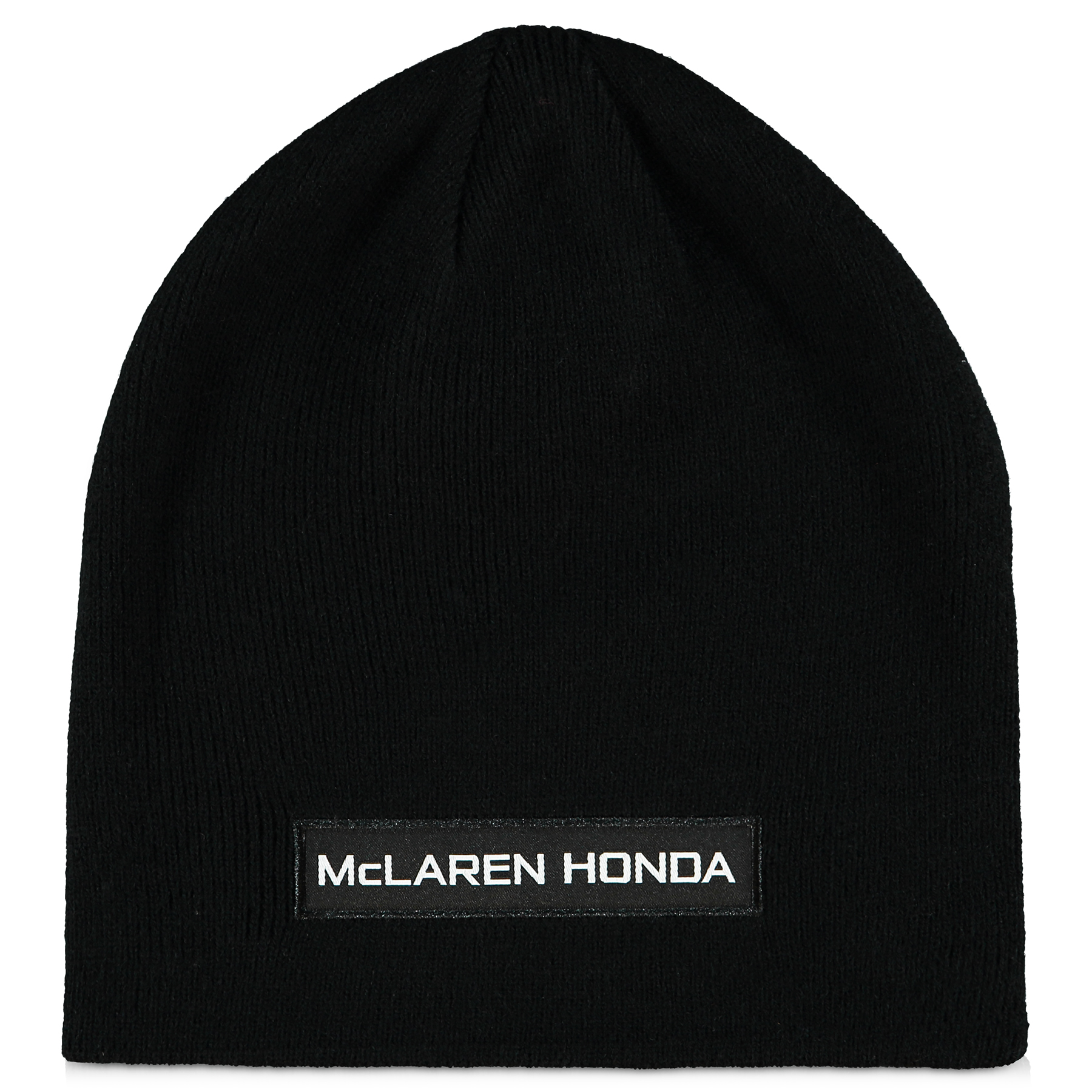Caps|Accessories|Gifts for Men|Formula 1 McLaren Honda Official Team Beanie Black