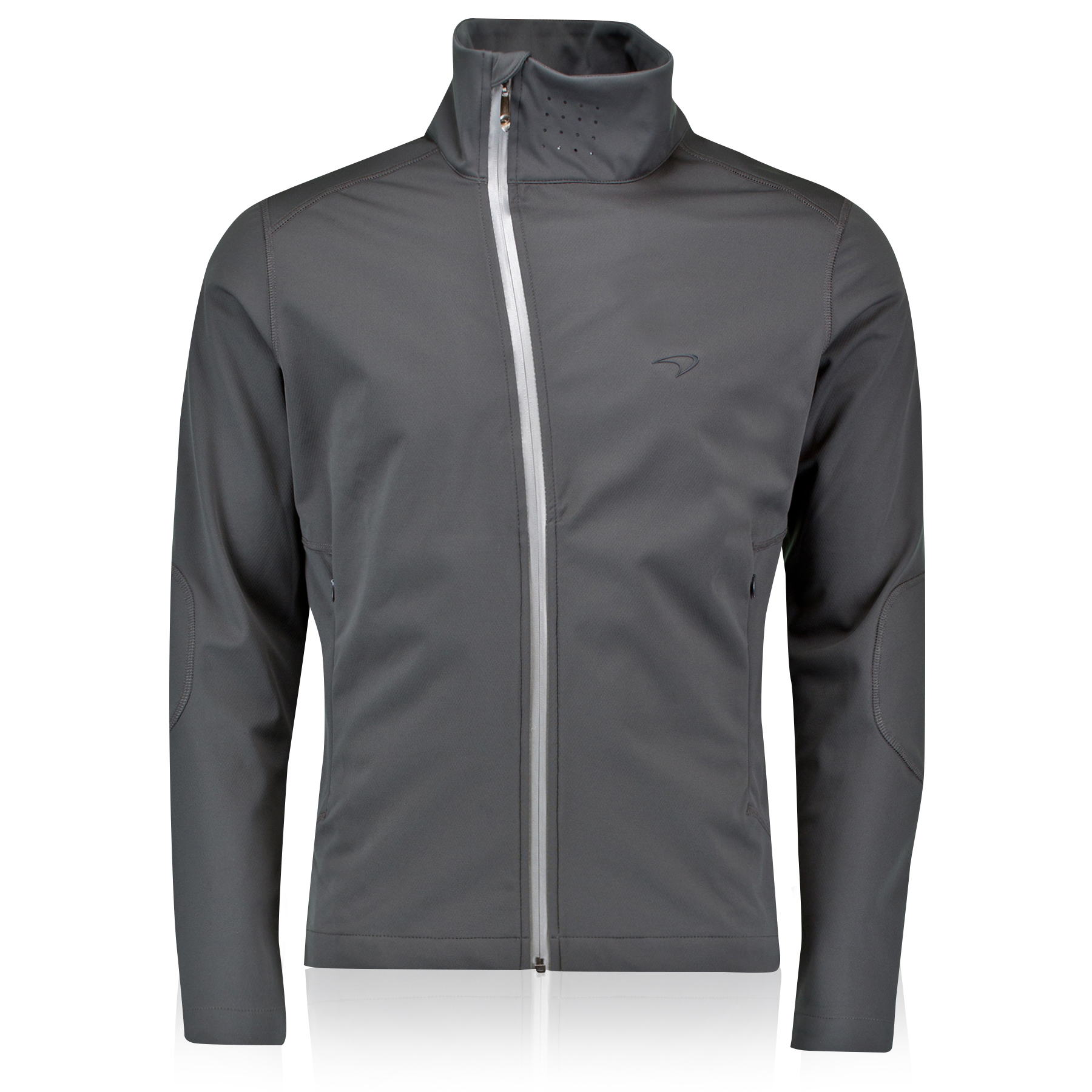 McLaren Honda Signature Softshell Jacket Male Grey