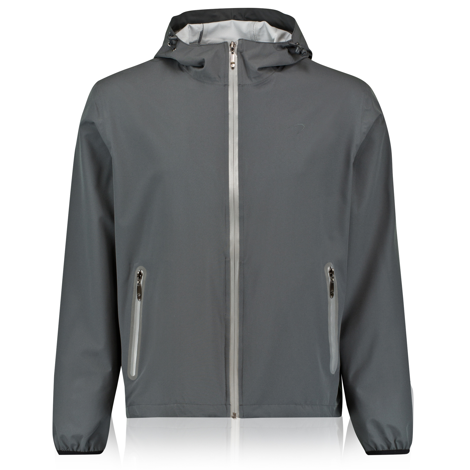 McLaren Honda Signature Waterproof Jacket Male Grey