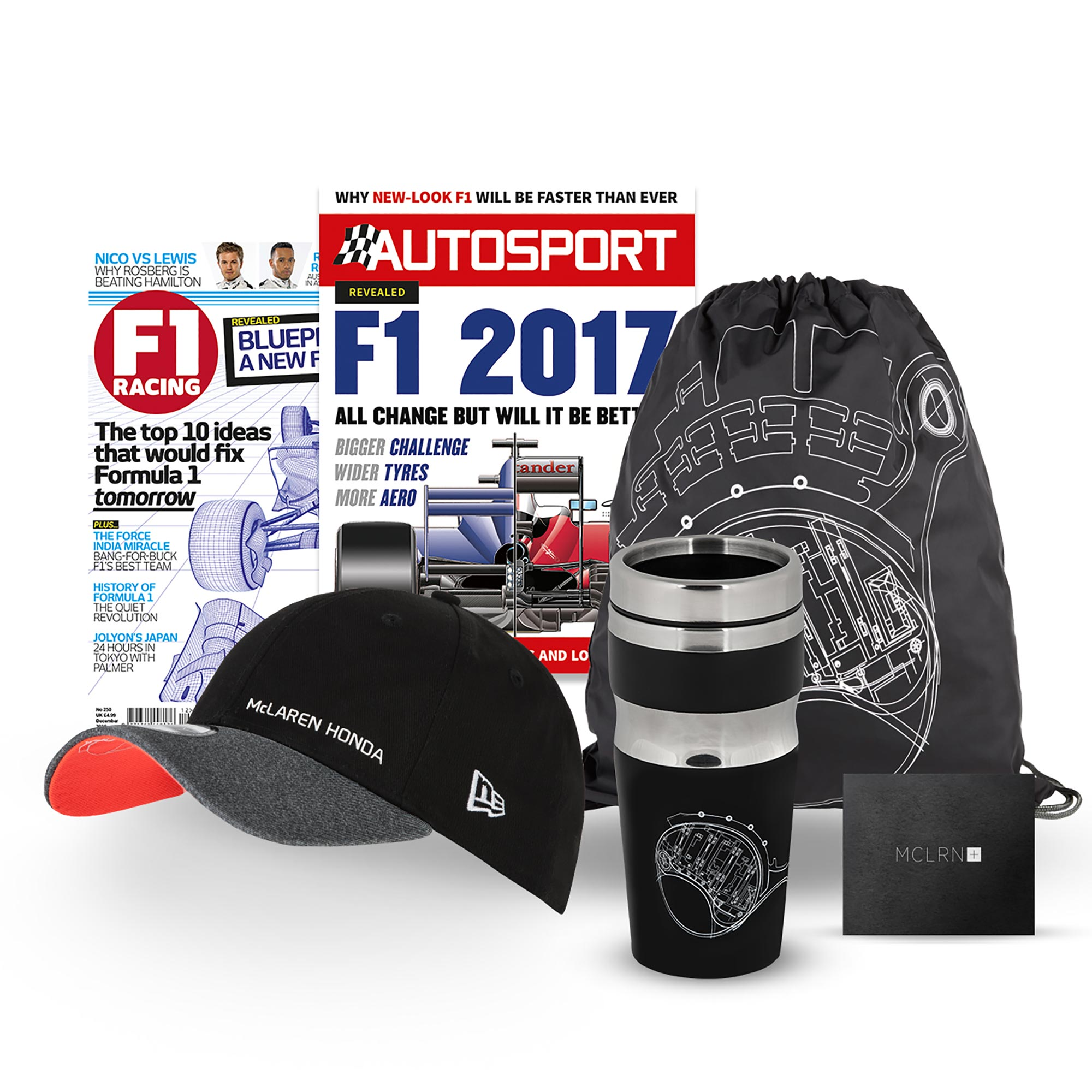 McLaren+ Standard Supporter Pack
