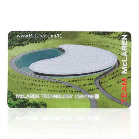 Team McLaren Junior Membership Gift Card