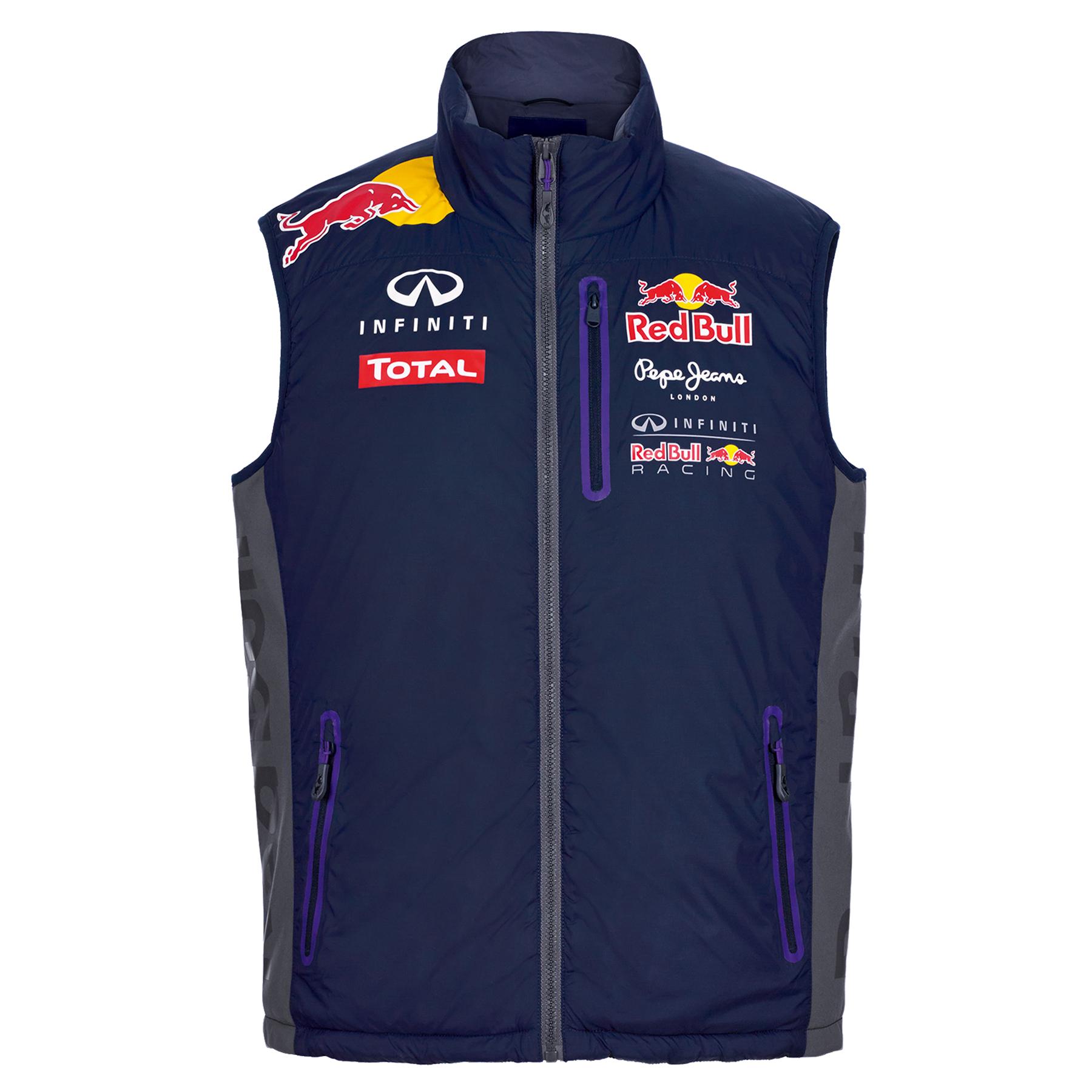 Infiniti Red Bull Racing 2015 Official Teamline Gilet
