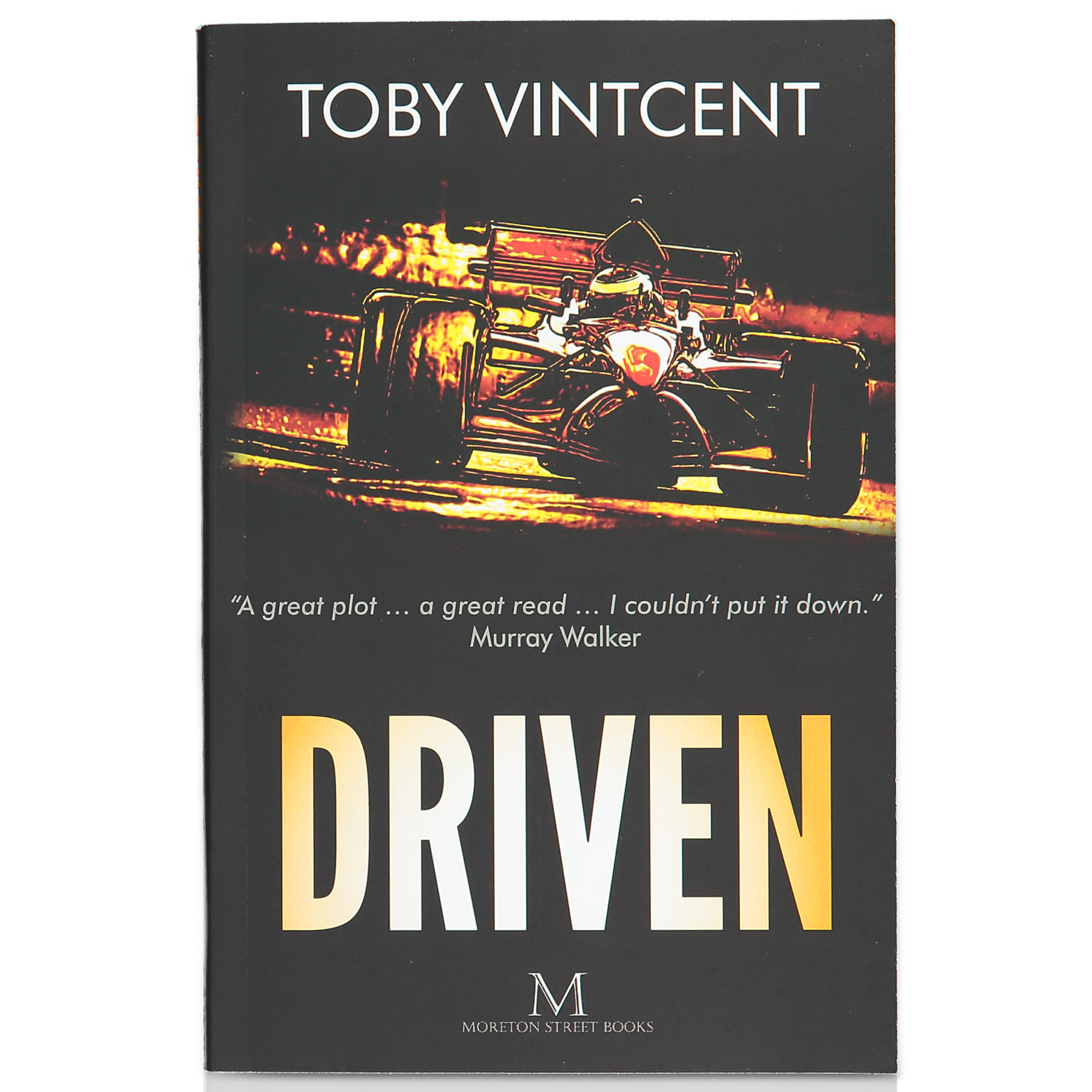 Formula One DRIVEN by Toby Vintcent