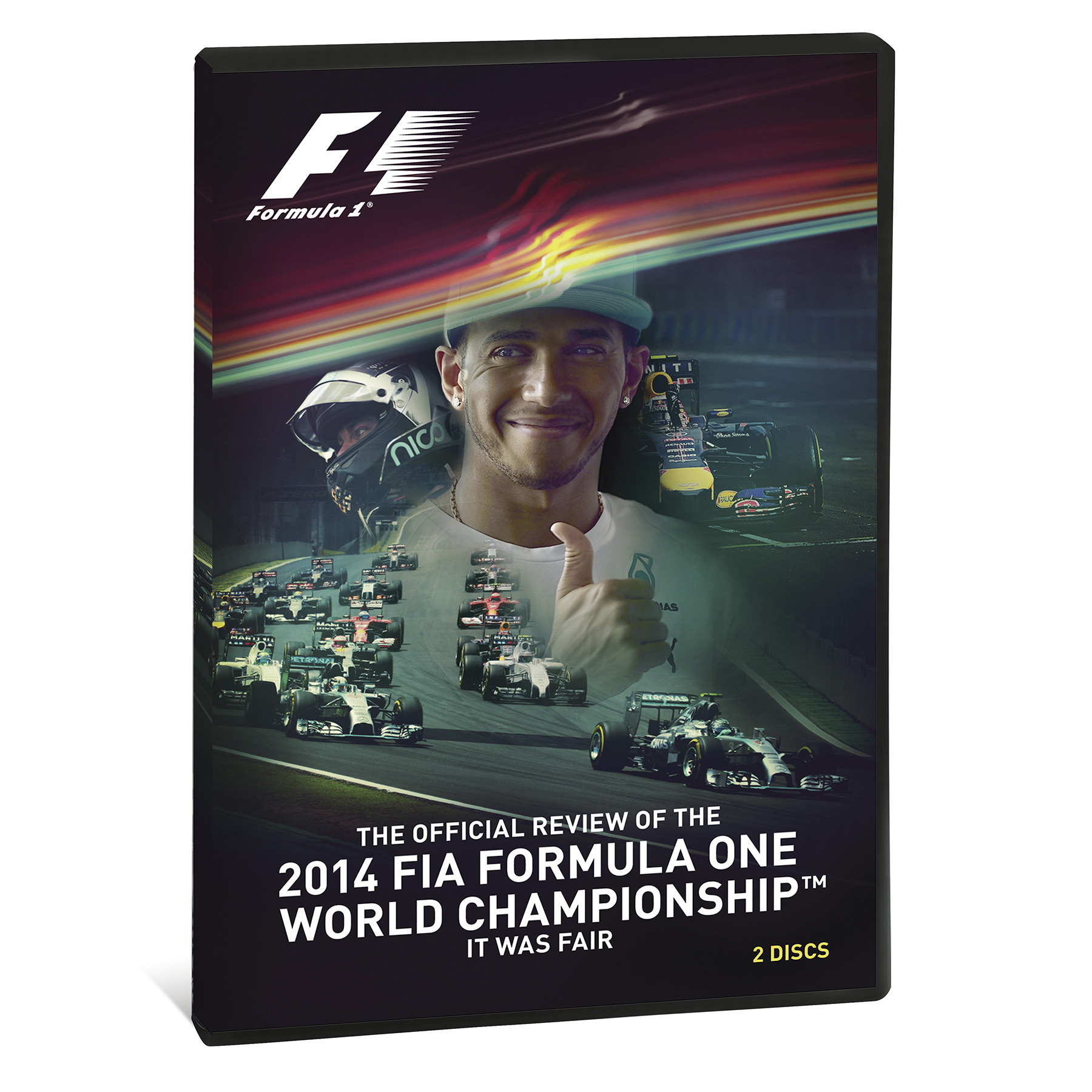 Formula One Official 2014 Season Review DVD