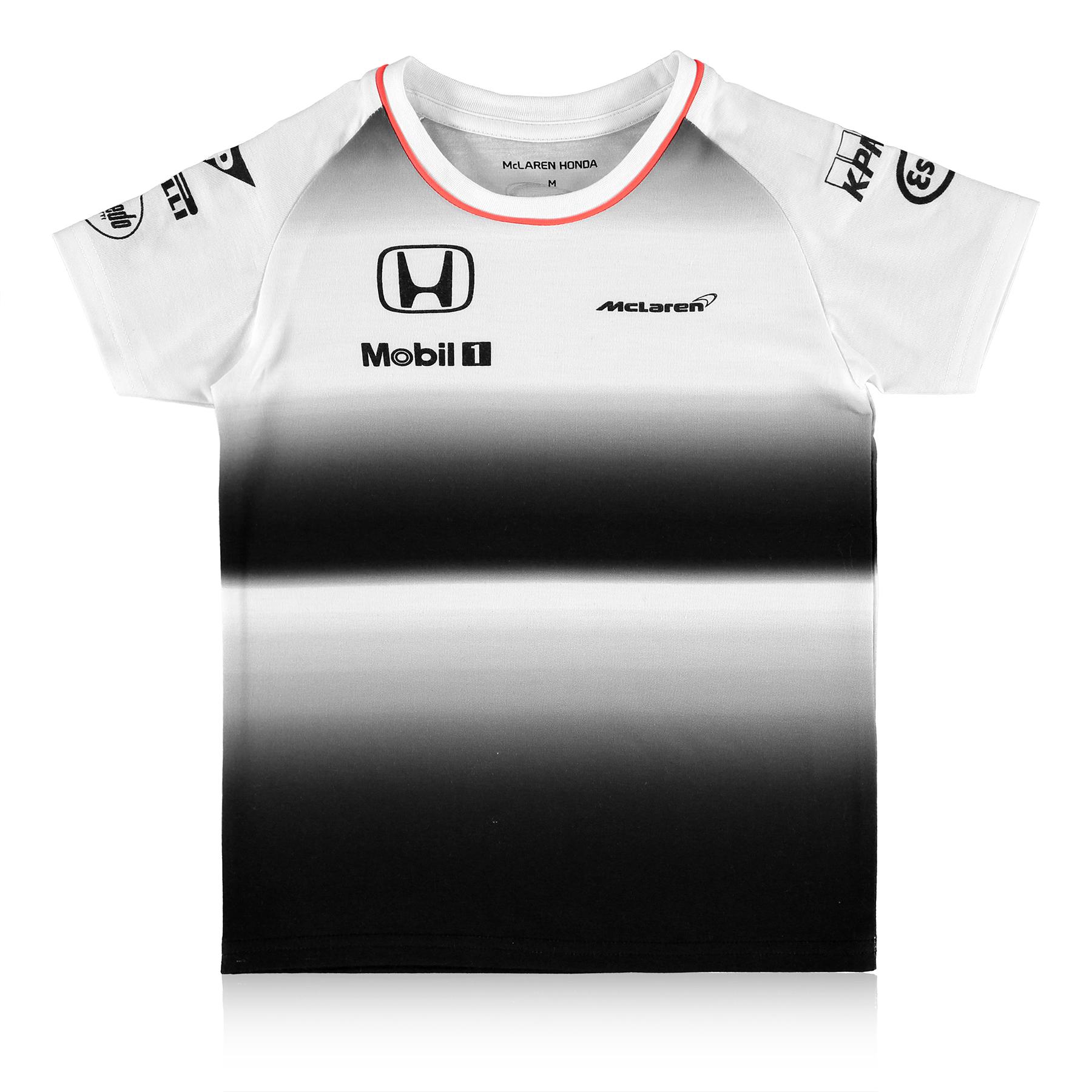 McLaren Honda Official 2016 Team T-Shirt - Baby