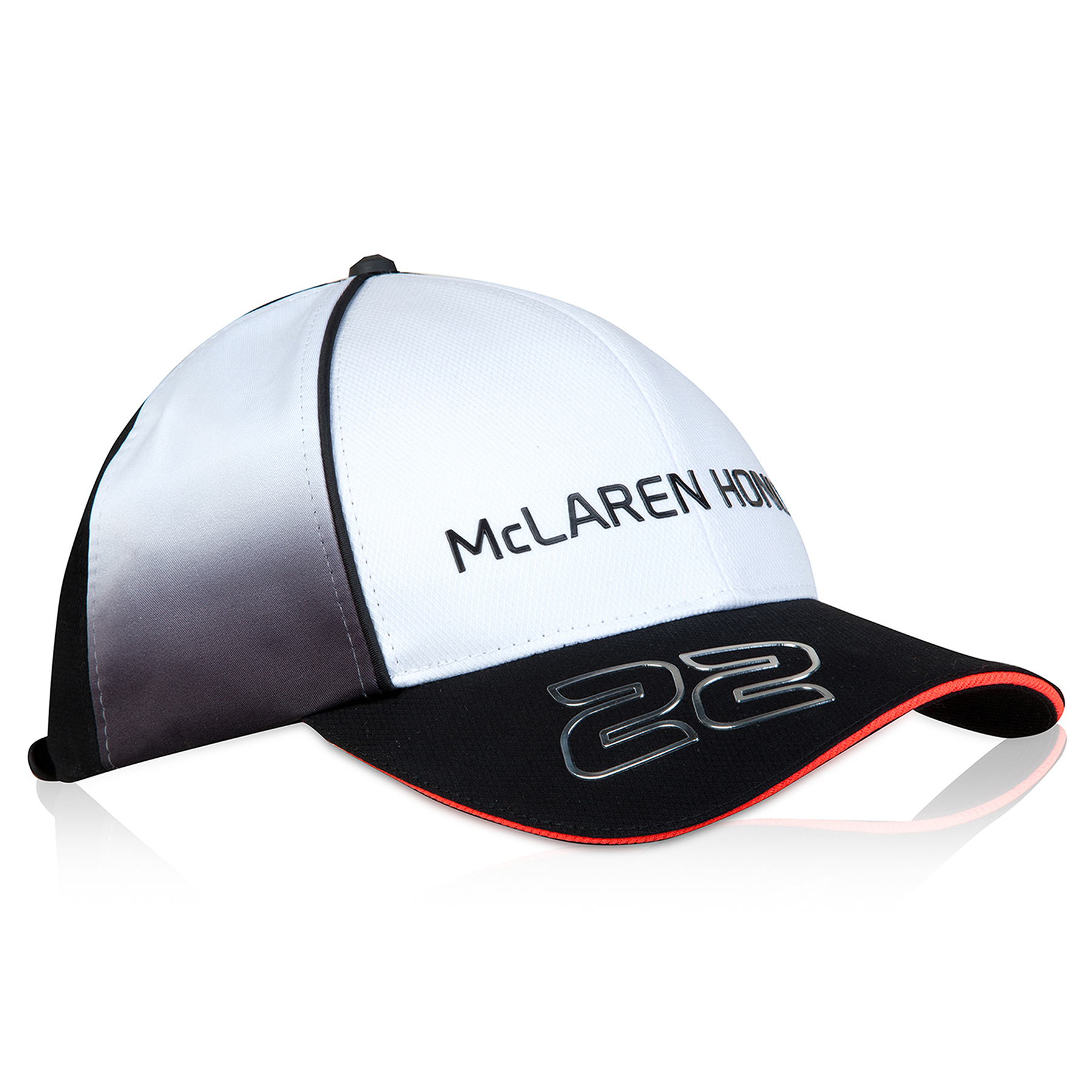 McLaren Honda Official 2016 Jenson Button Cap