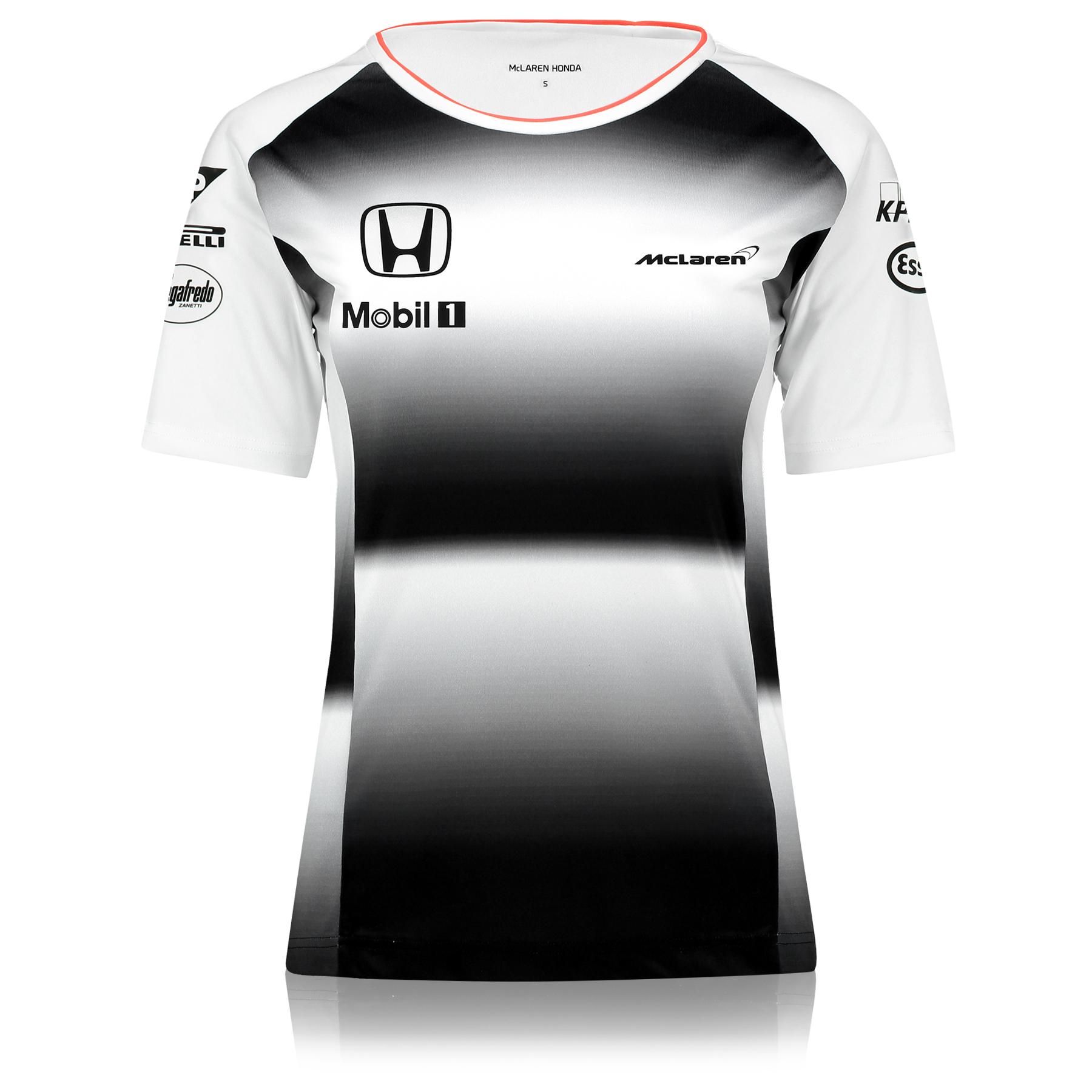 McLaren Honda Official 2016 Team T-Shirt - Womens