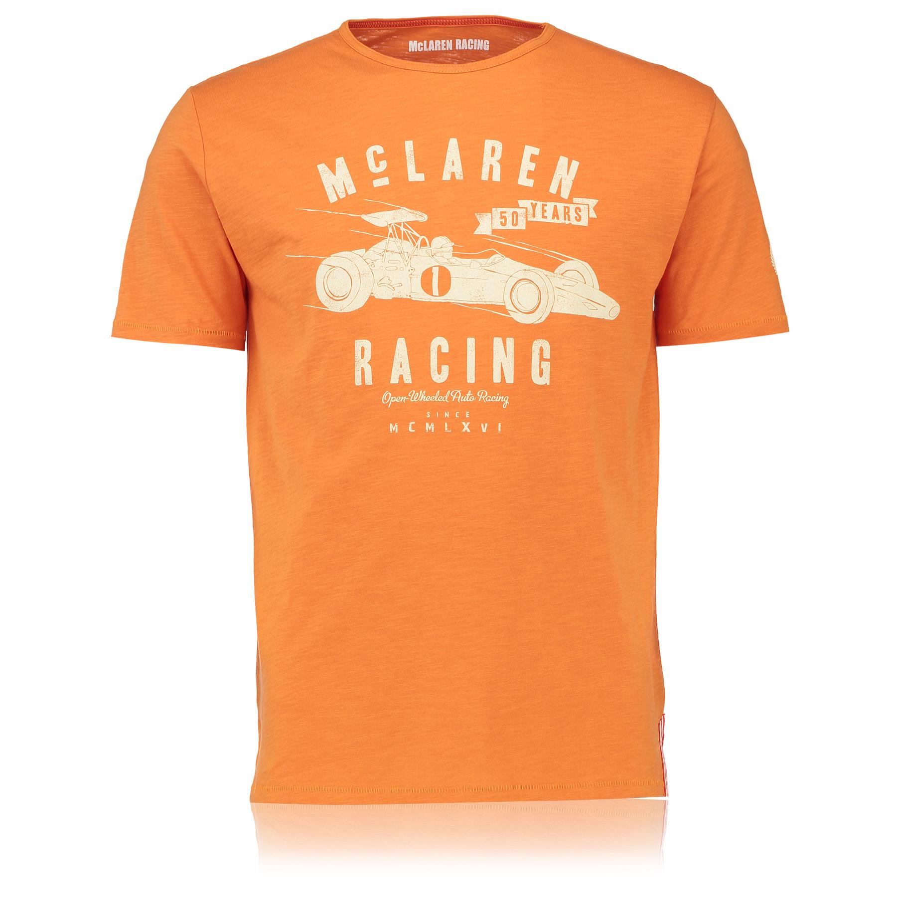 McLaren 50 - M7A Racing T-Shirt