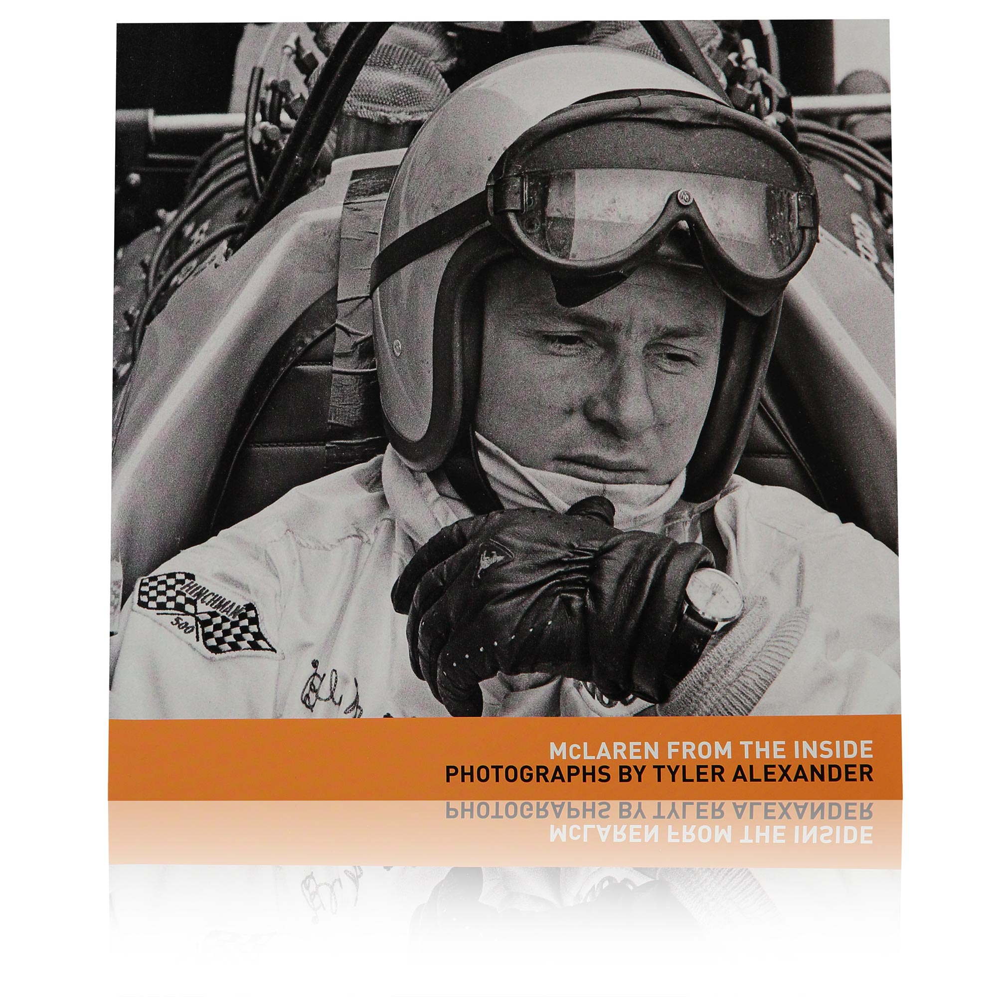 McLaren From the Inside Book