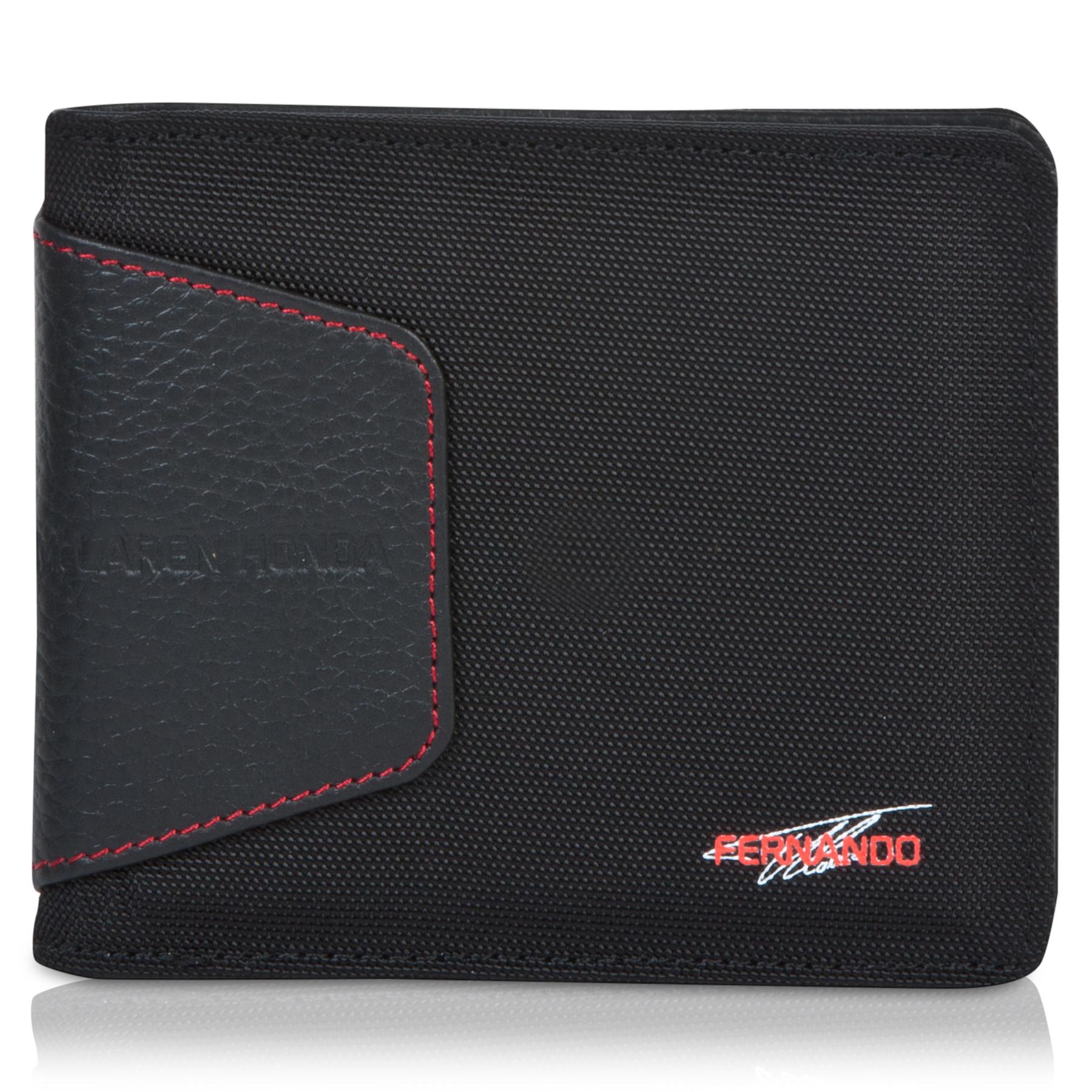 McLaren Honda Fernando Alonso Wallet