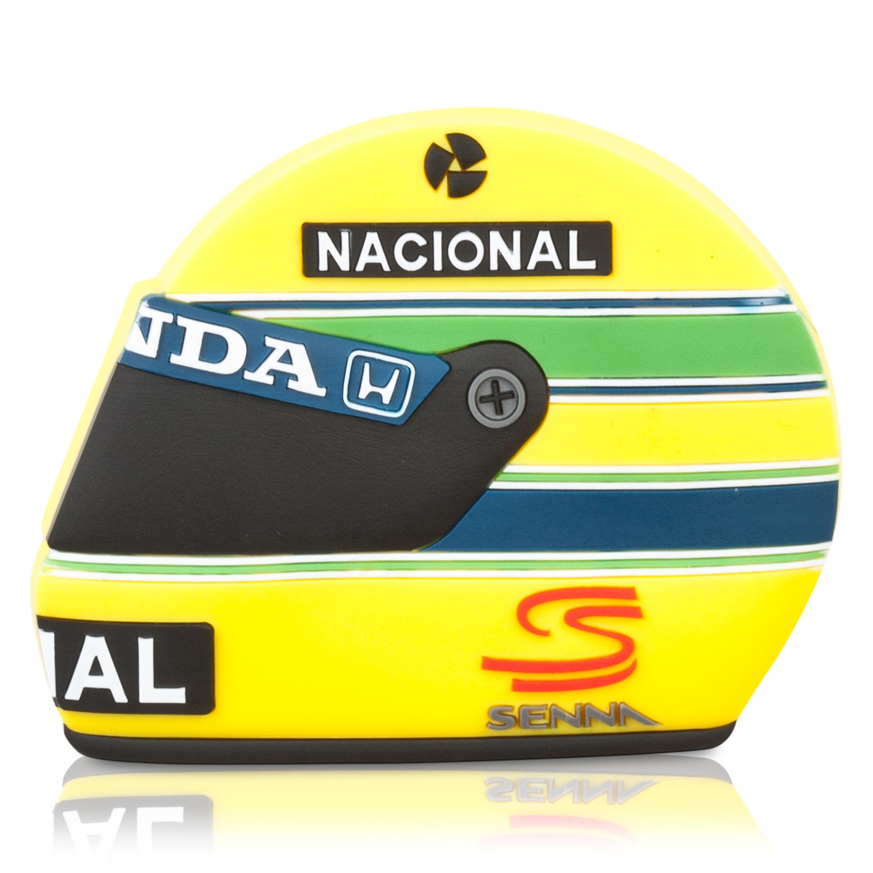 Image of Ayrton Senna Fridge Magnet