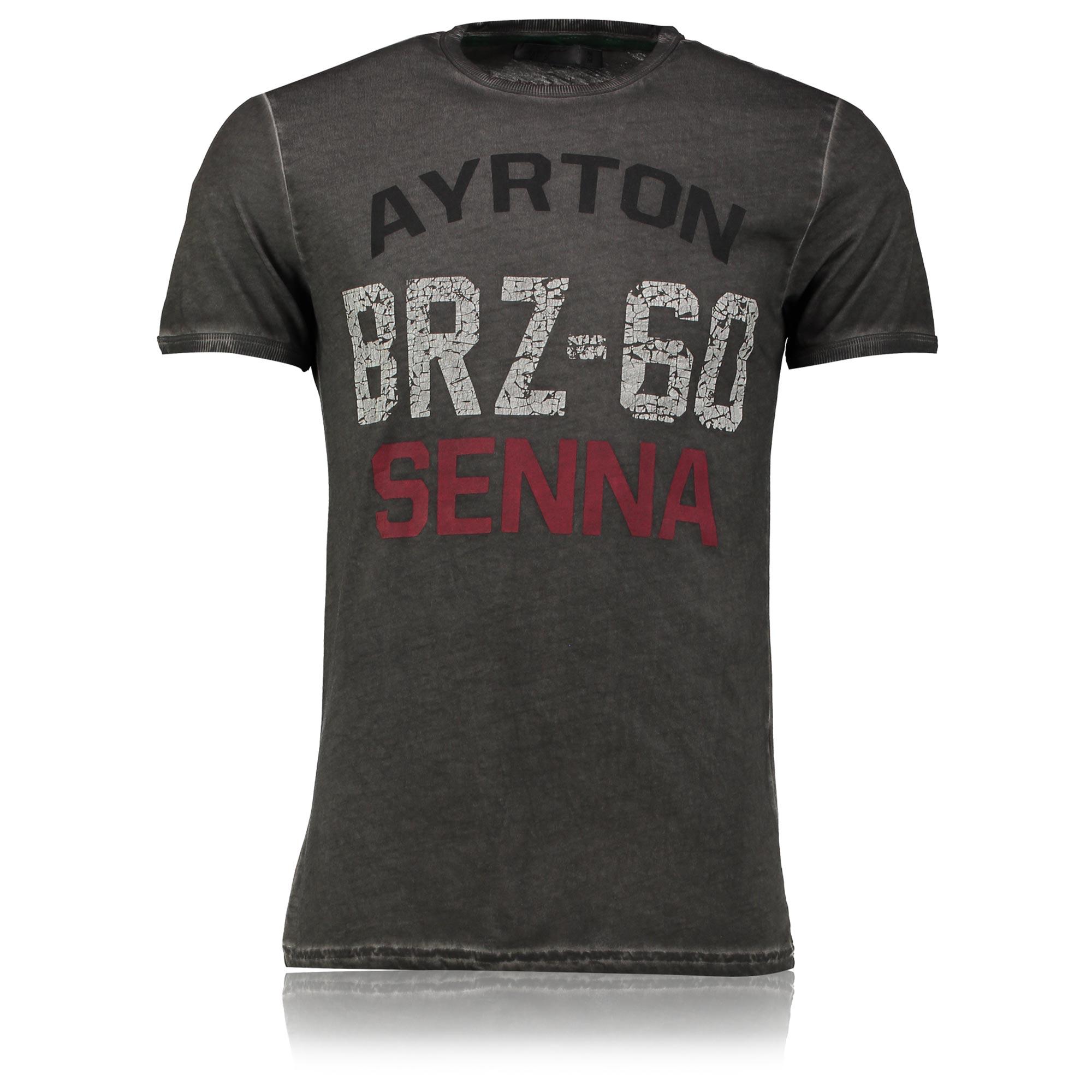 Image of Ayrton Senna BRZ-60 T-Shirt
