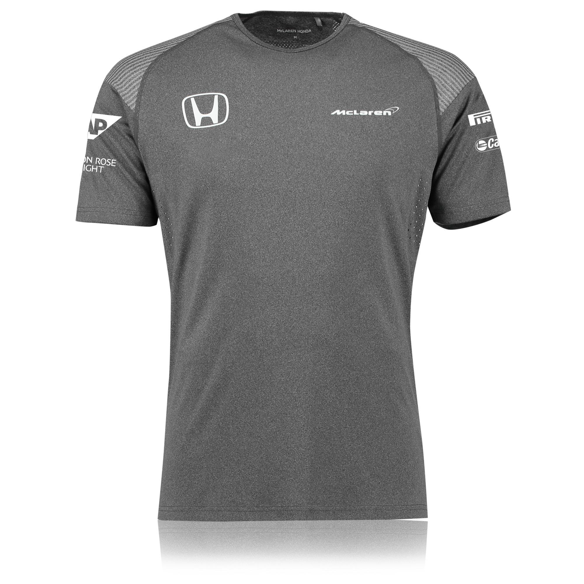 McLaren Honda Official 2017 Team T-Shirt