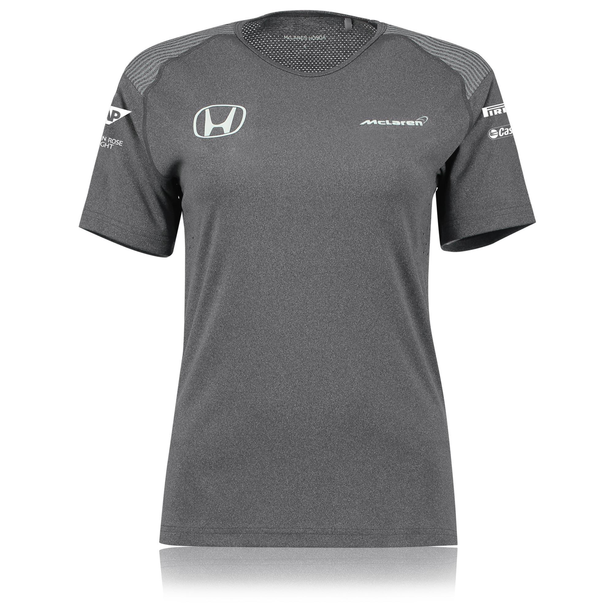 McLaren Honda Official 2017 Team T-Shirt - Womens