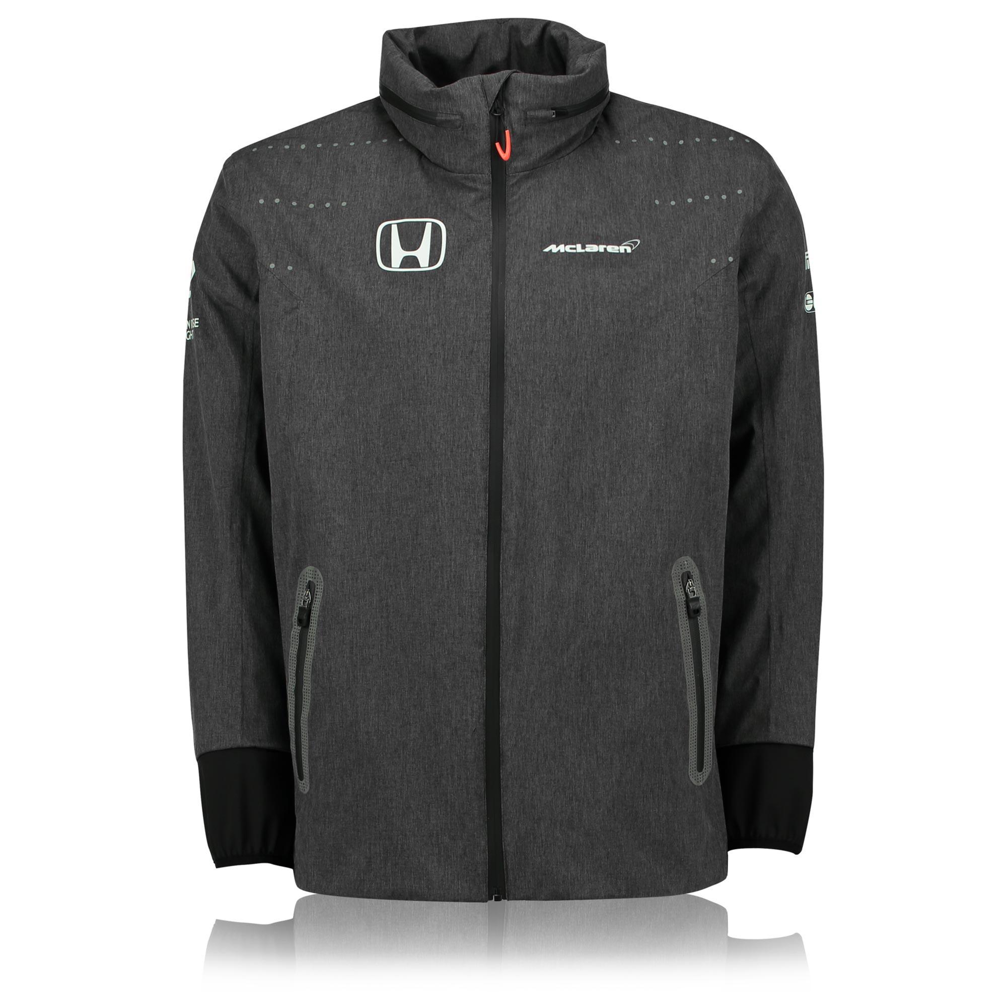 McLaren Honda Official 2017 Team Waterproof Jacket
