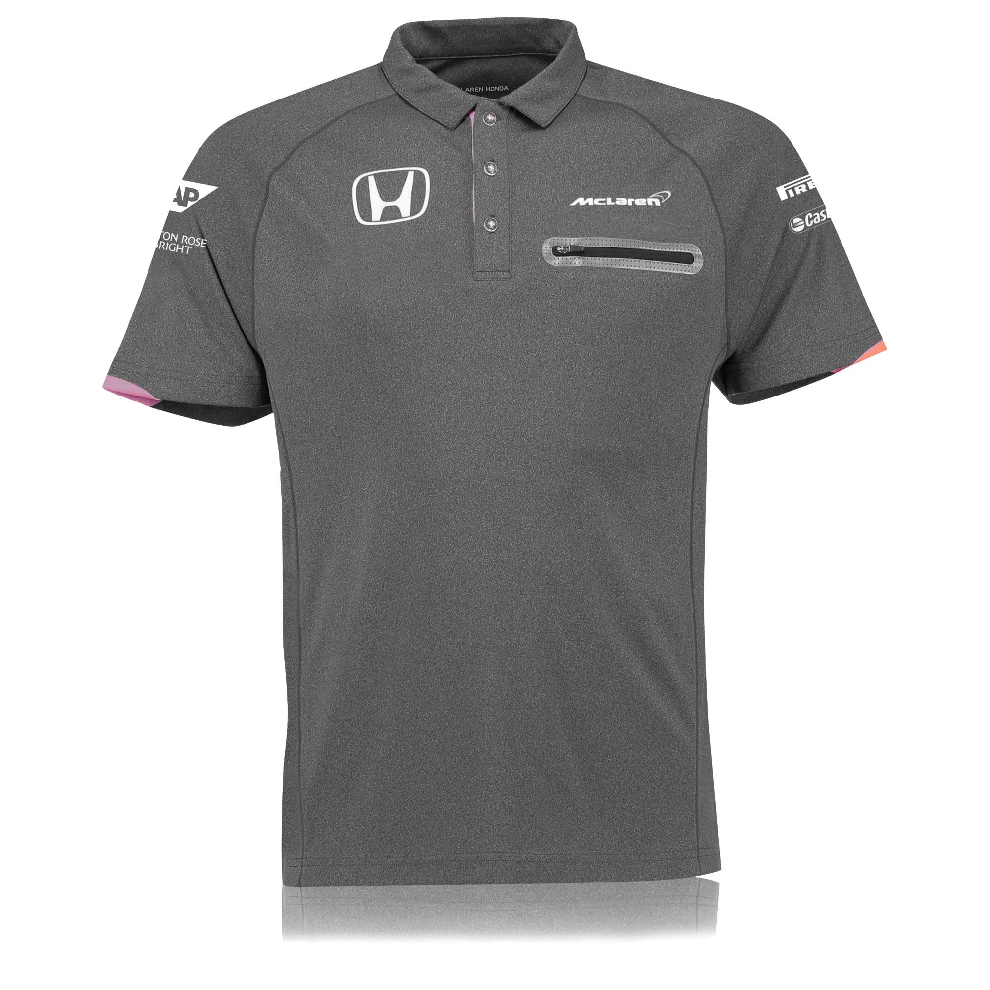 McLaren Honda Official 2017 Team Polo