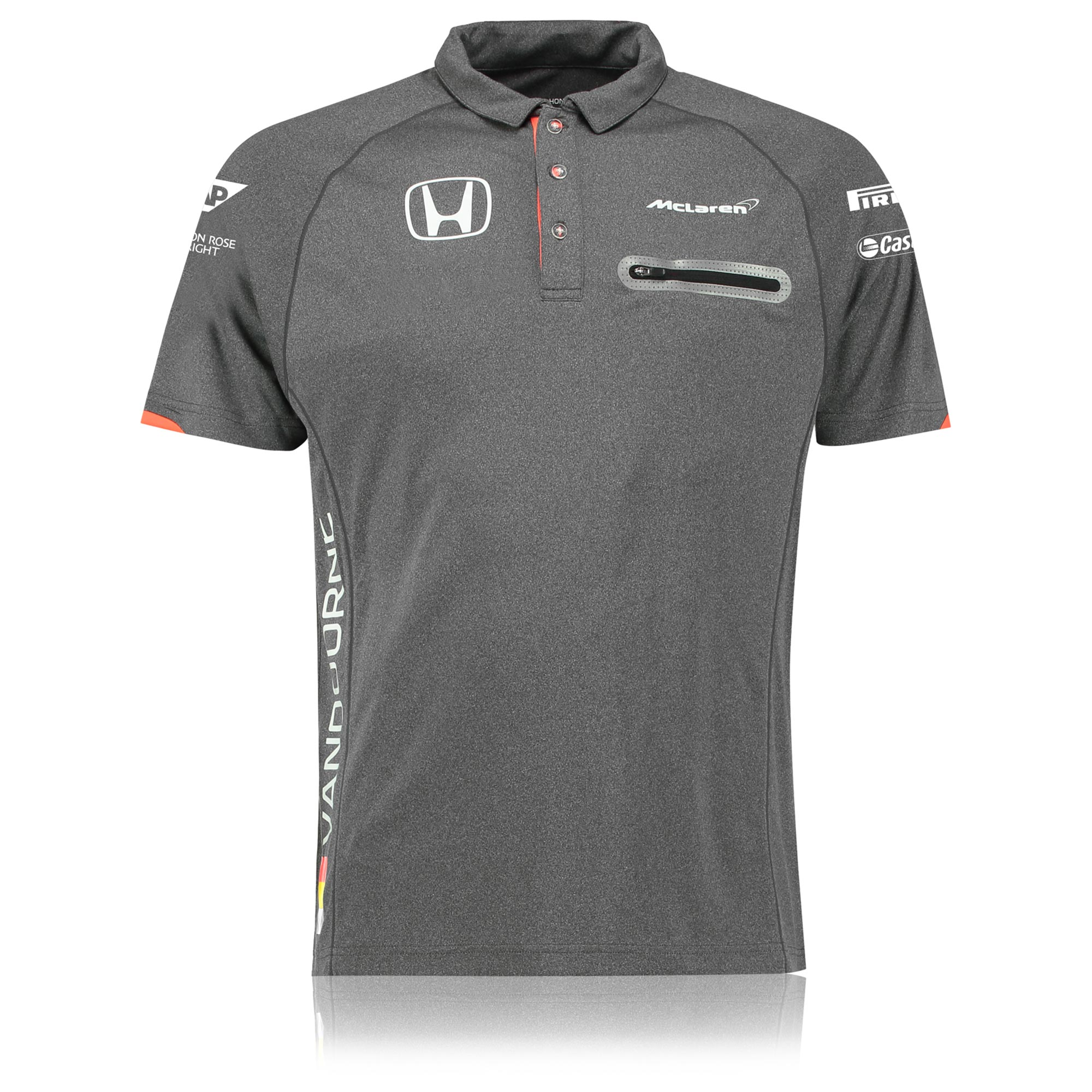 McLaren Honda Official 2017 Stoffel Vandoorne Polo