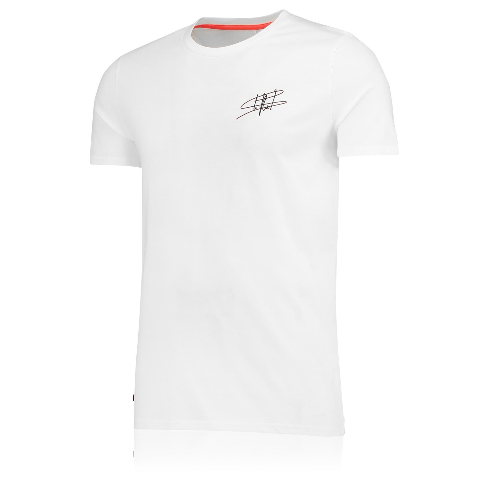 McLaren Honda Stoffel2 2017 T-Shirt - White