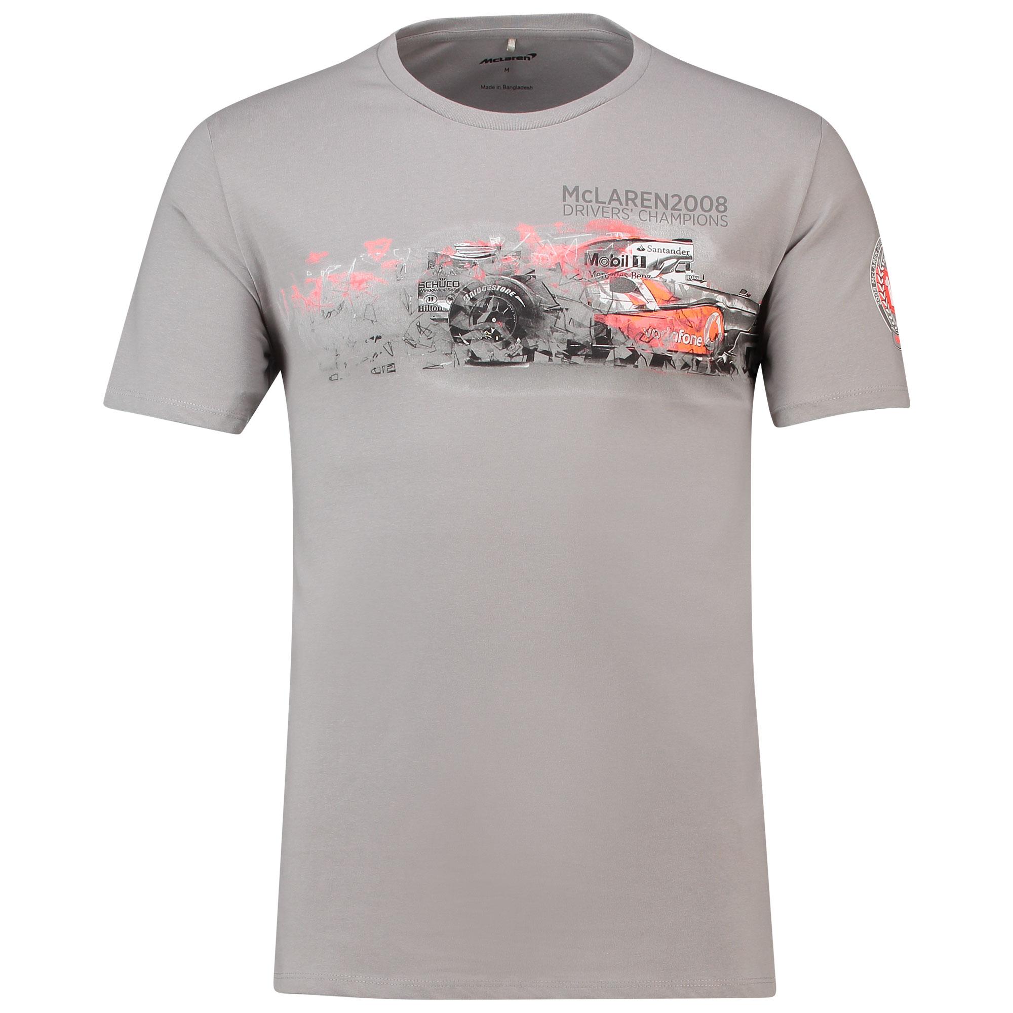"""Image of """"McLaren 10 Heritage T-Shirt"""""""