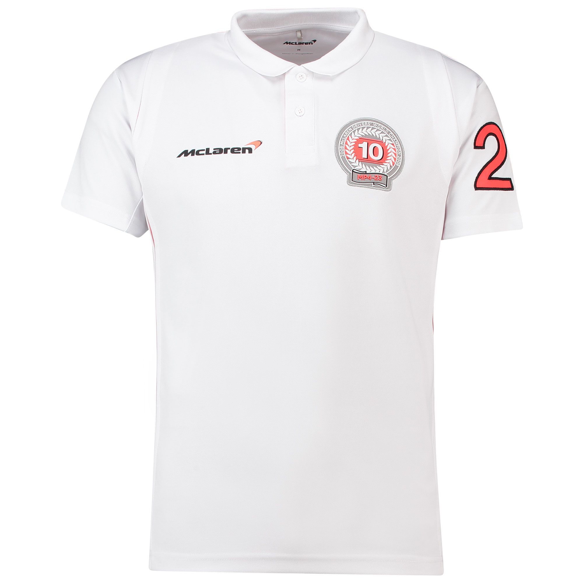 "Image of ""McLaren 10 Heritage Polo"""