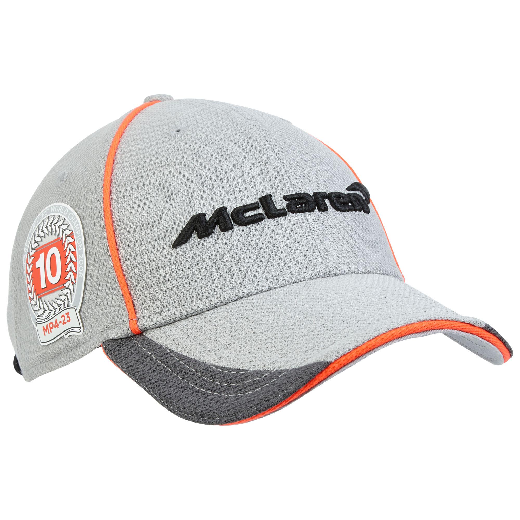 """Image of """"McLaren 10 Heritage Cap"""""""