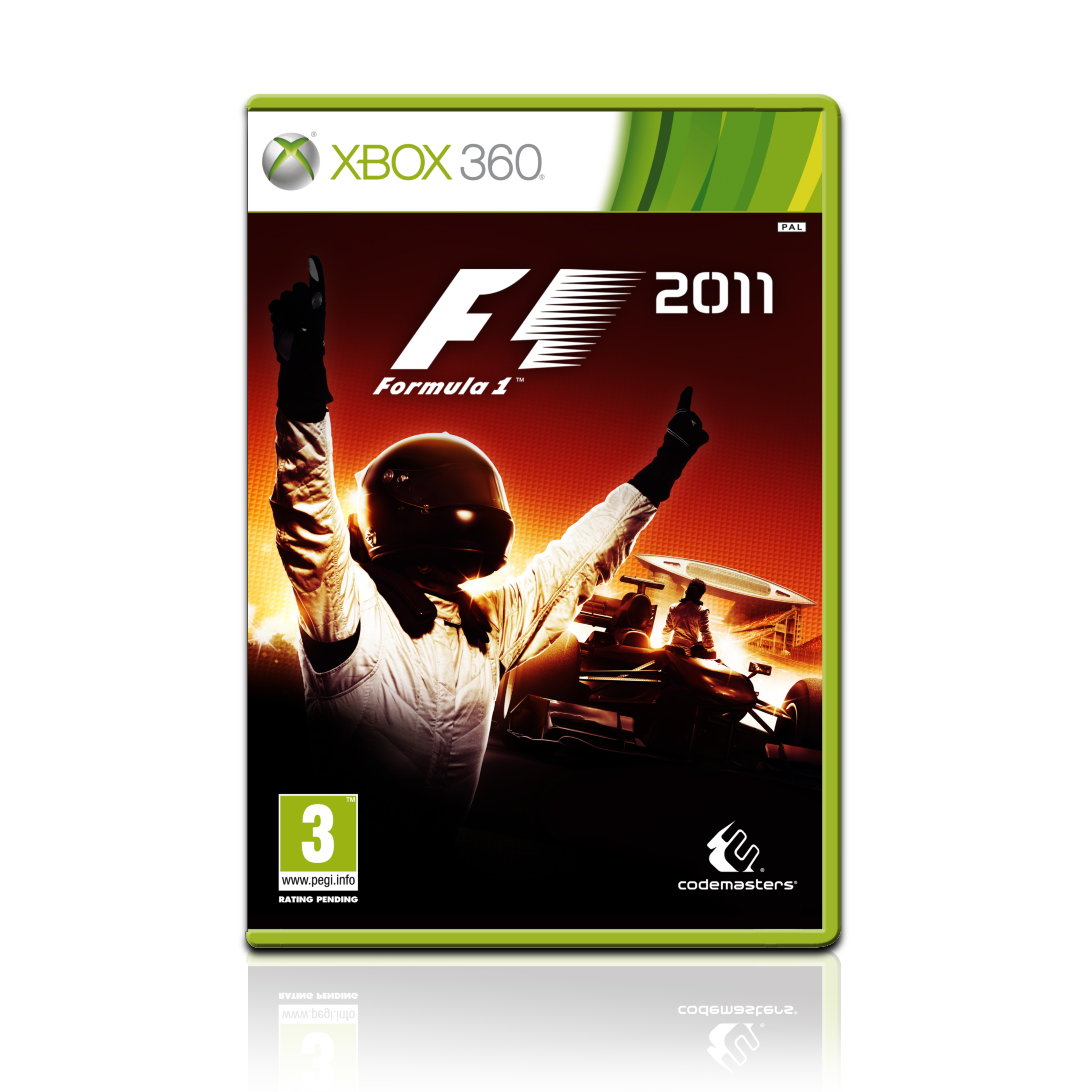 Formula One Video Game 2011 - Xbox 360